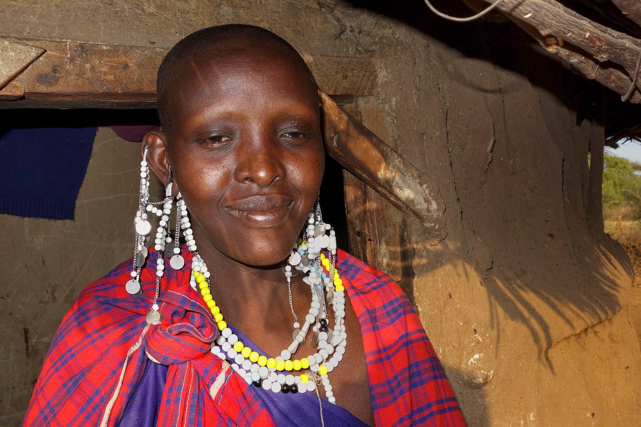Maasai by Markus Scholz