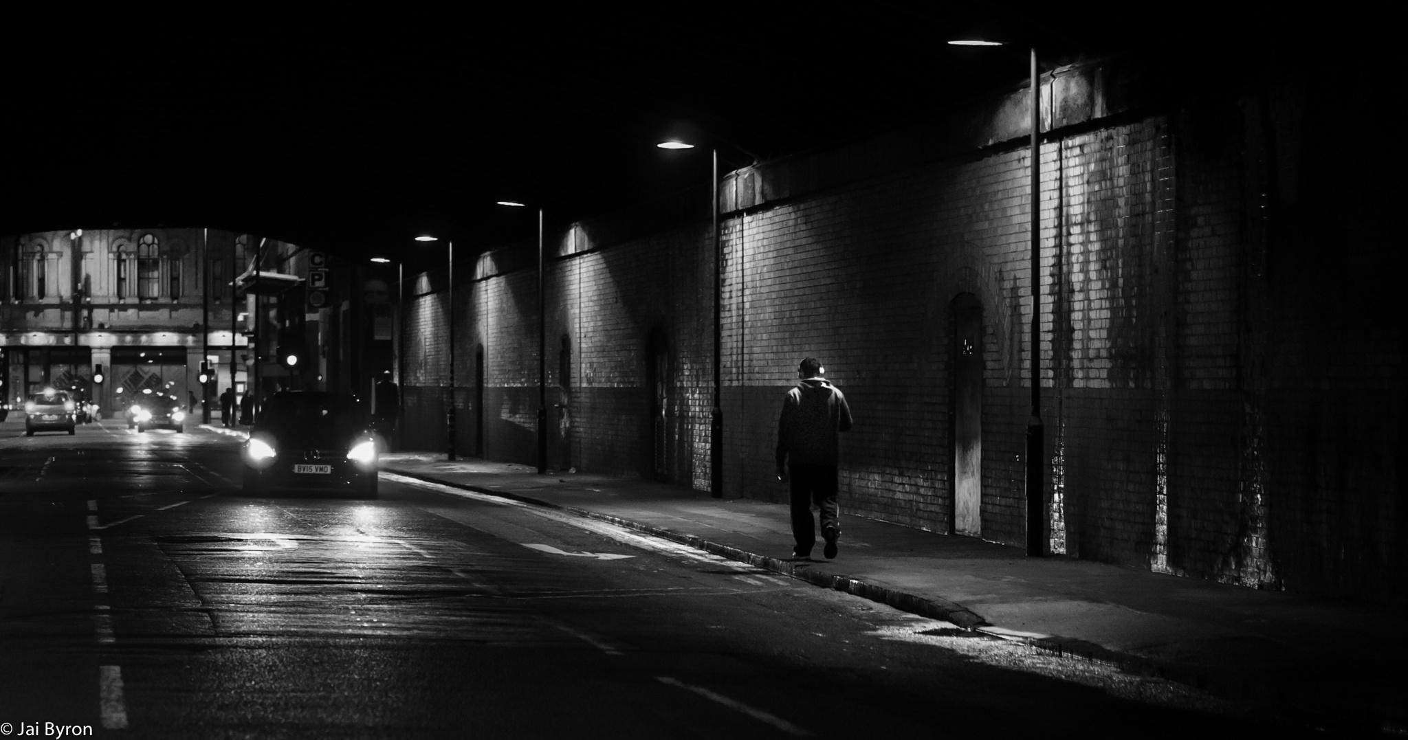 Night Beat by Jai Byron