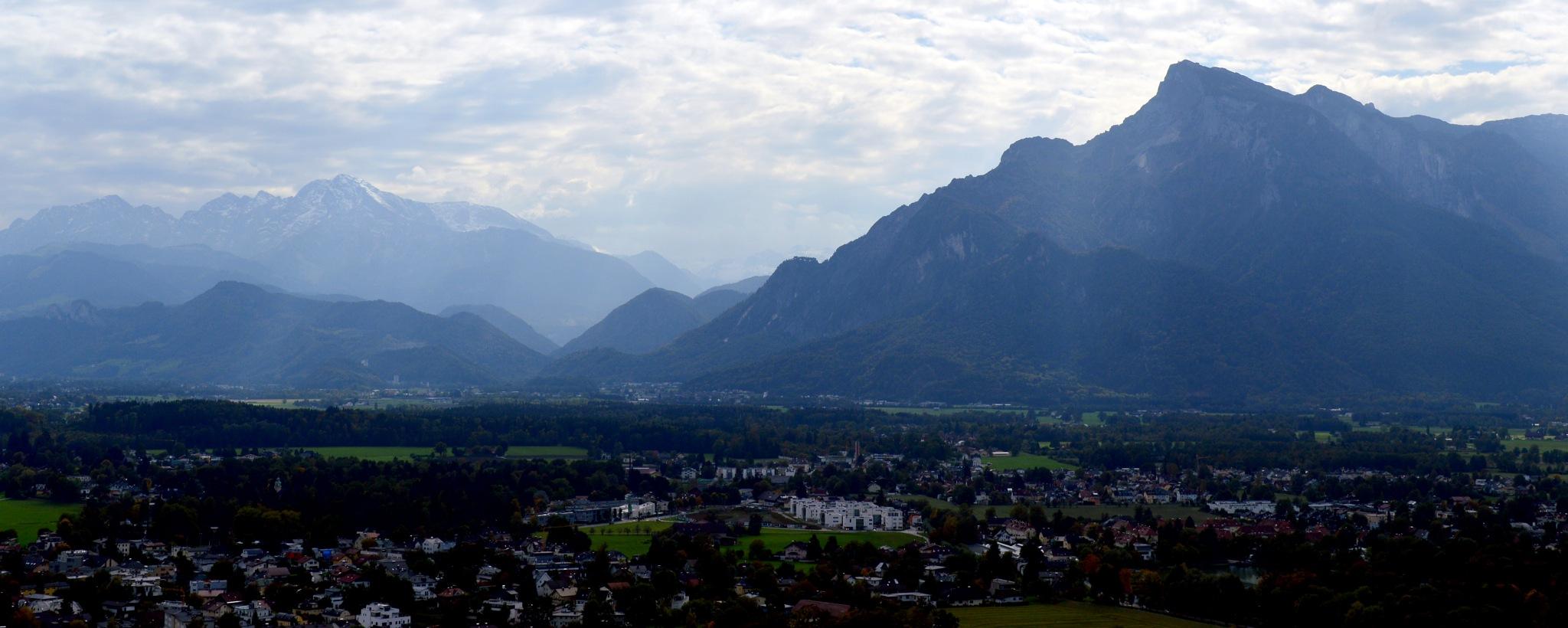 Alps by Ashkan Baharlooe