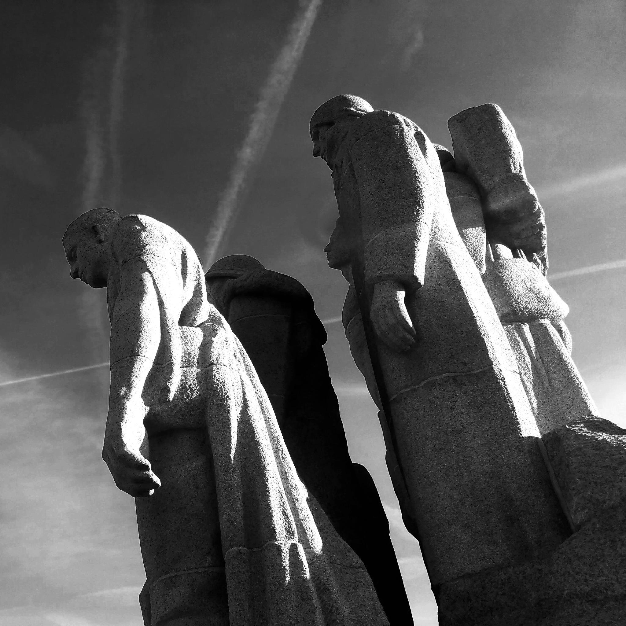 Photo in Architecture #monument #oeuvre #landowski #sculpture #14-18