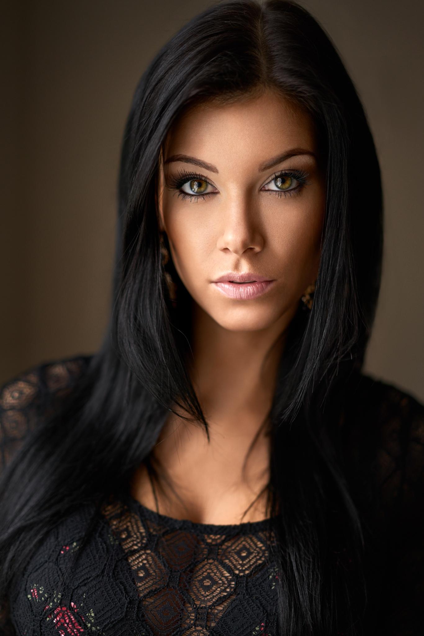Green eyes of Terezka by mil4nek