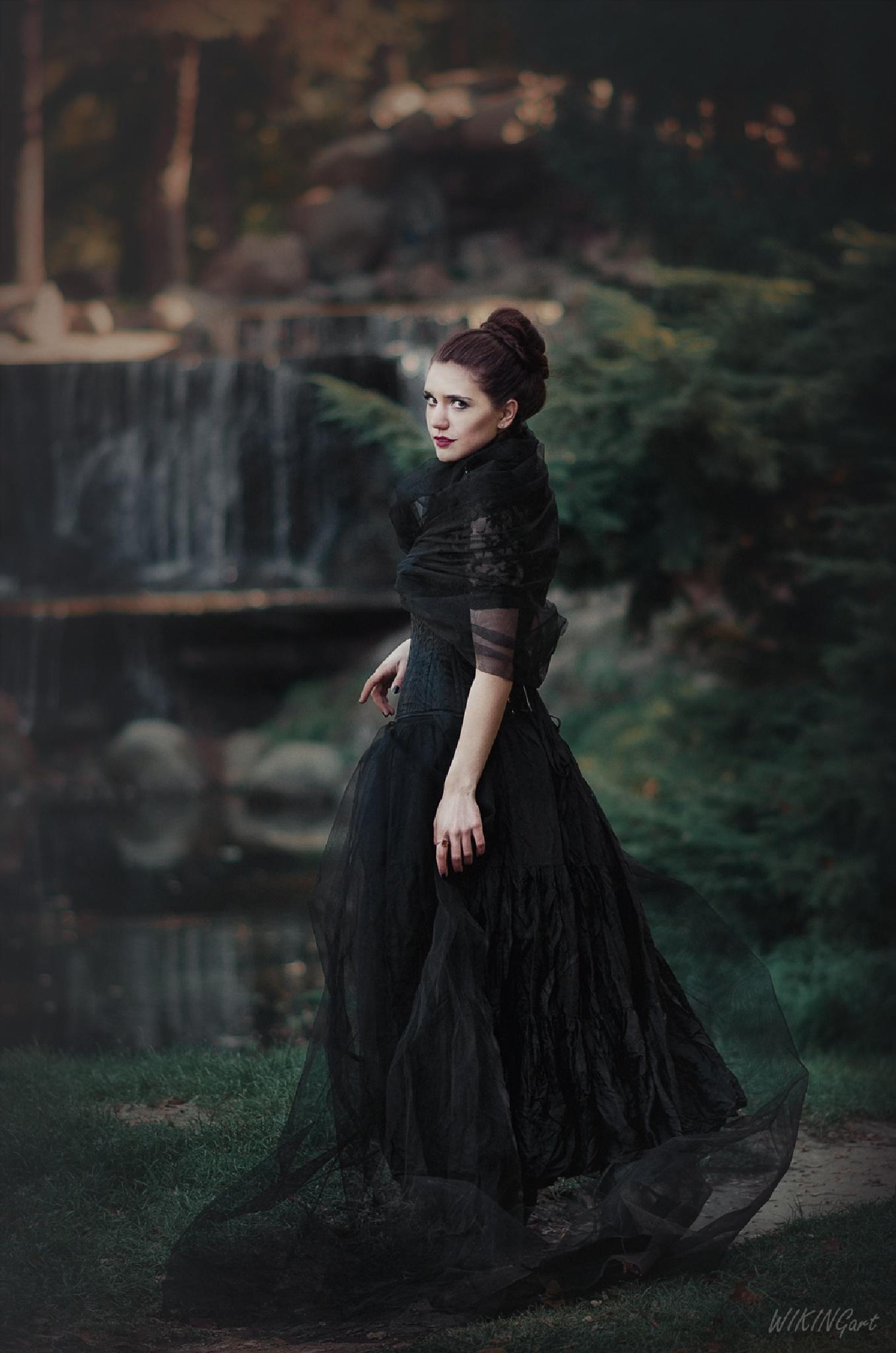 Dark Lady by Michał Piotrowski