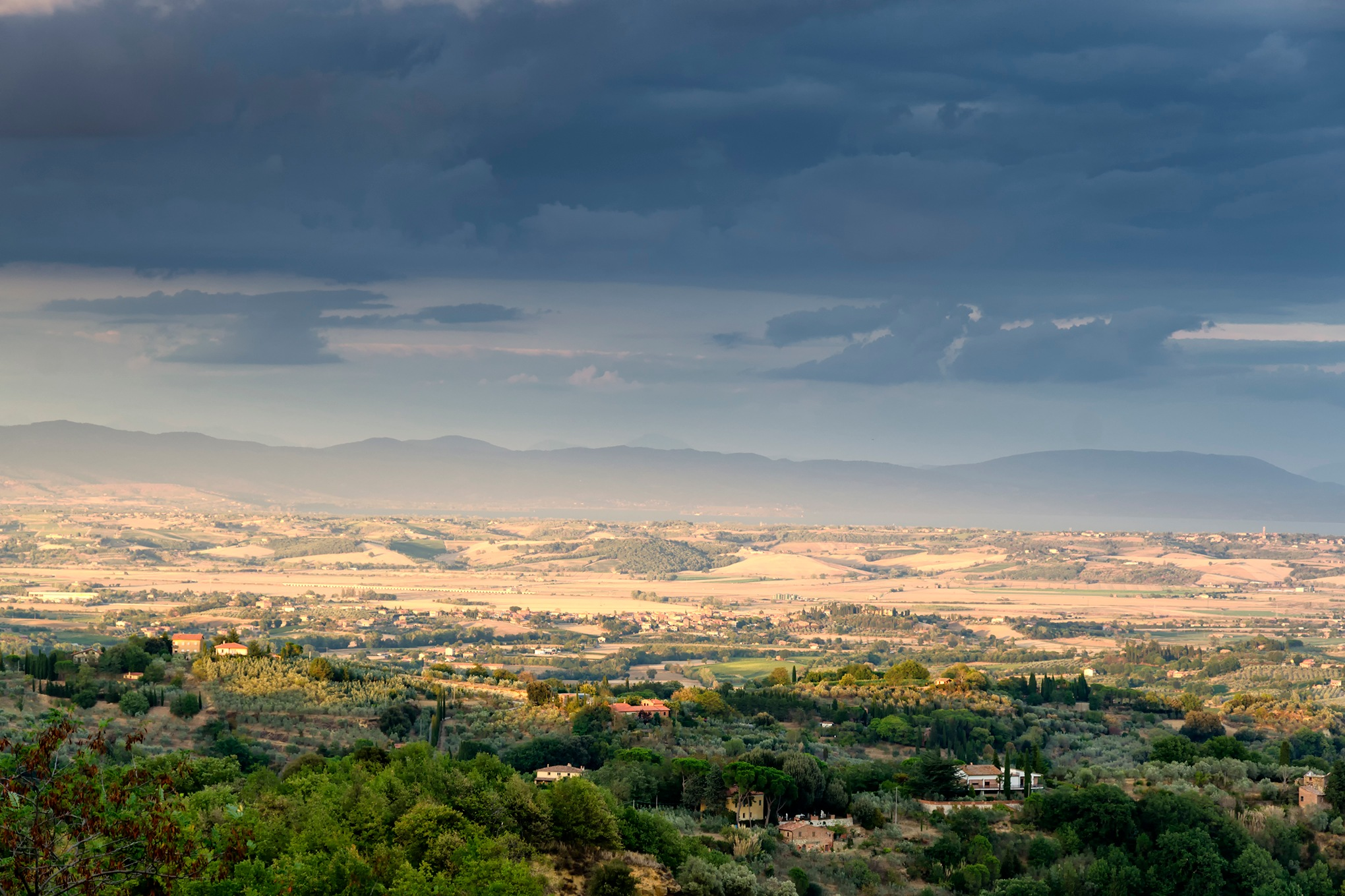 Colors of Tuscany by Ivo Ivanov