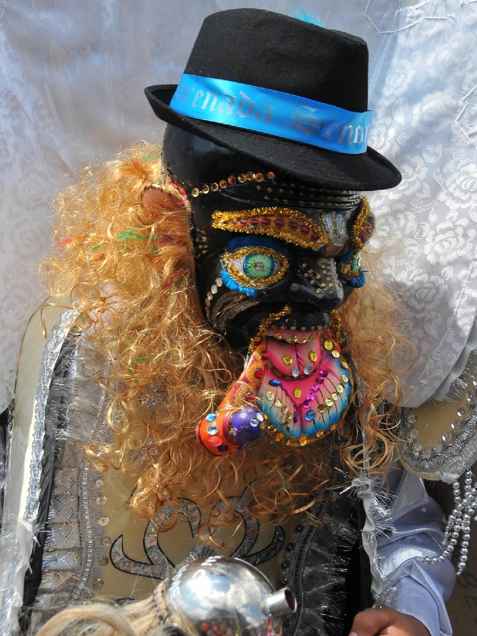 Black Mask by Marissa FH