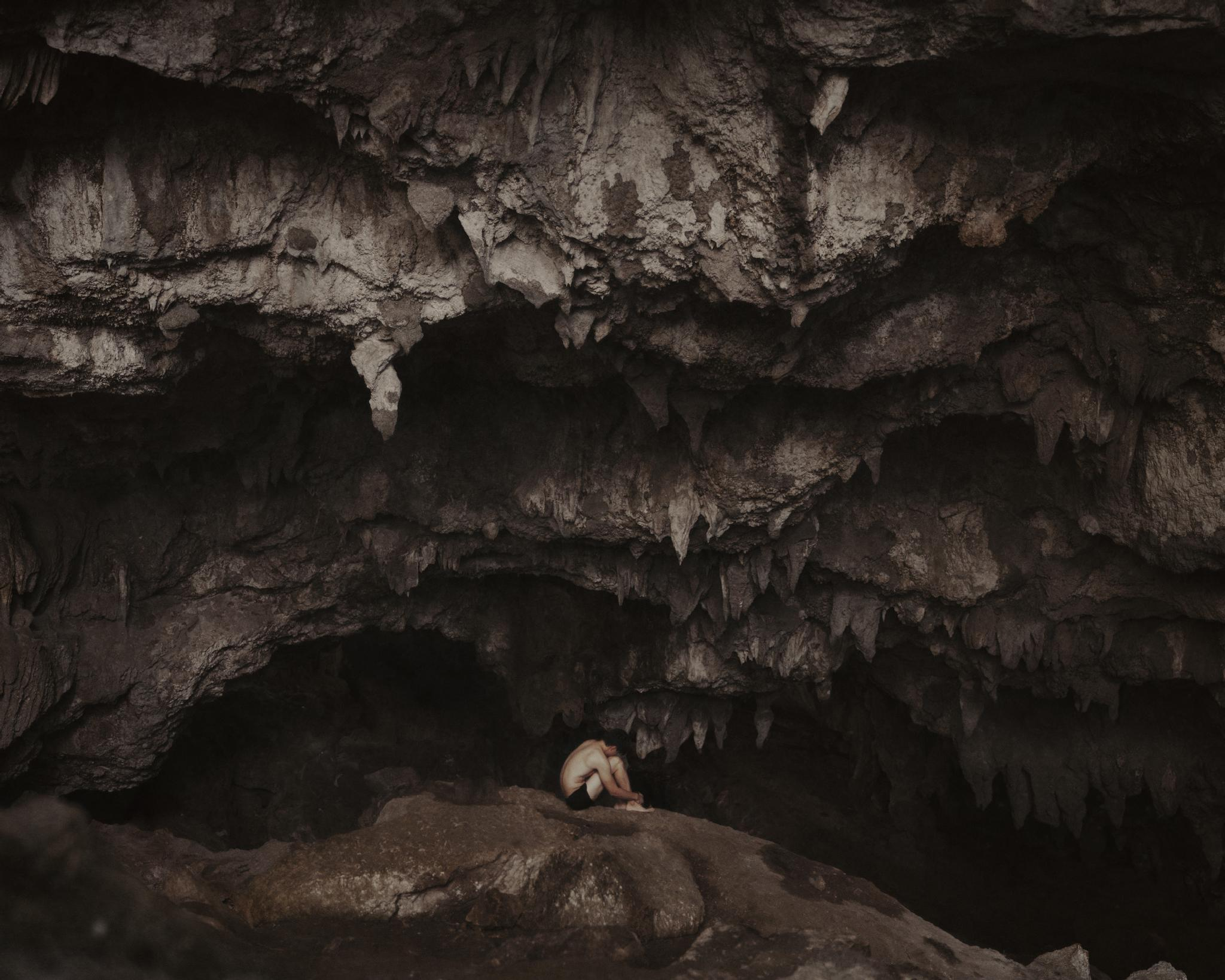 Under the earth by Mike Alegado