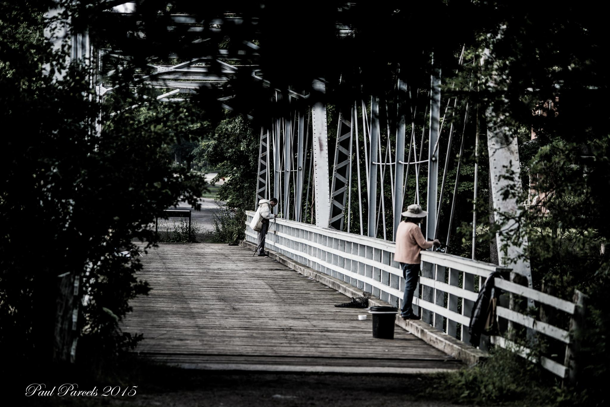 Old Bridge by photomanpaul77