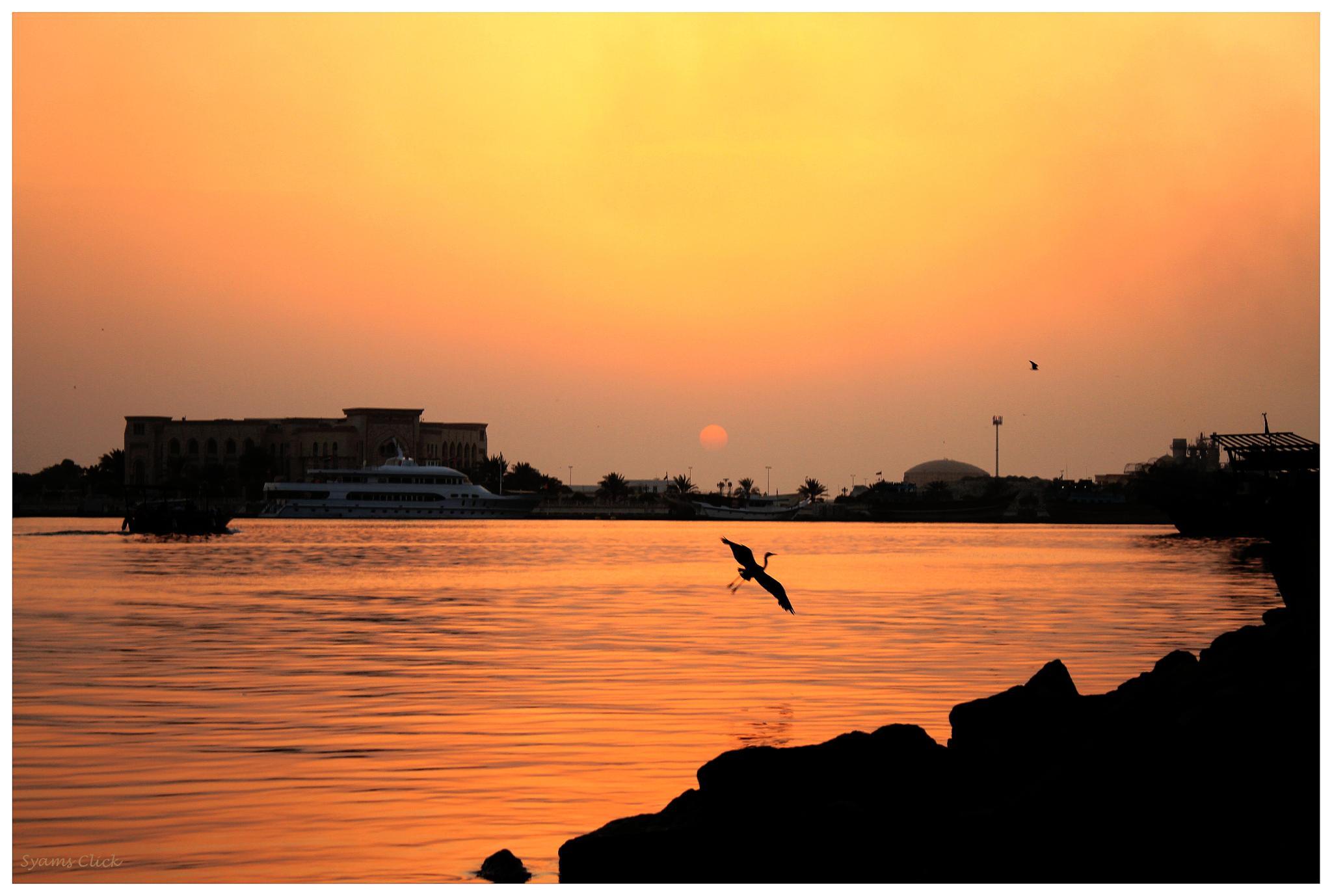 Sunset  by SyamsclicK