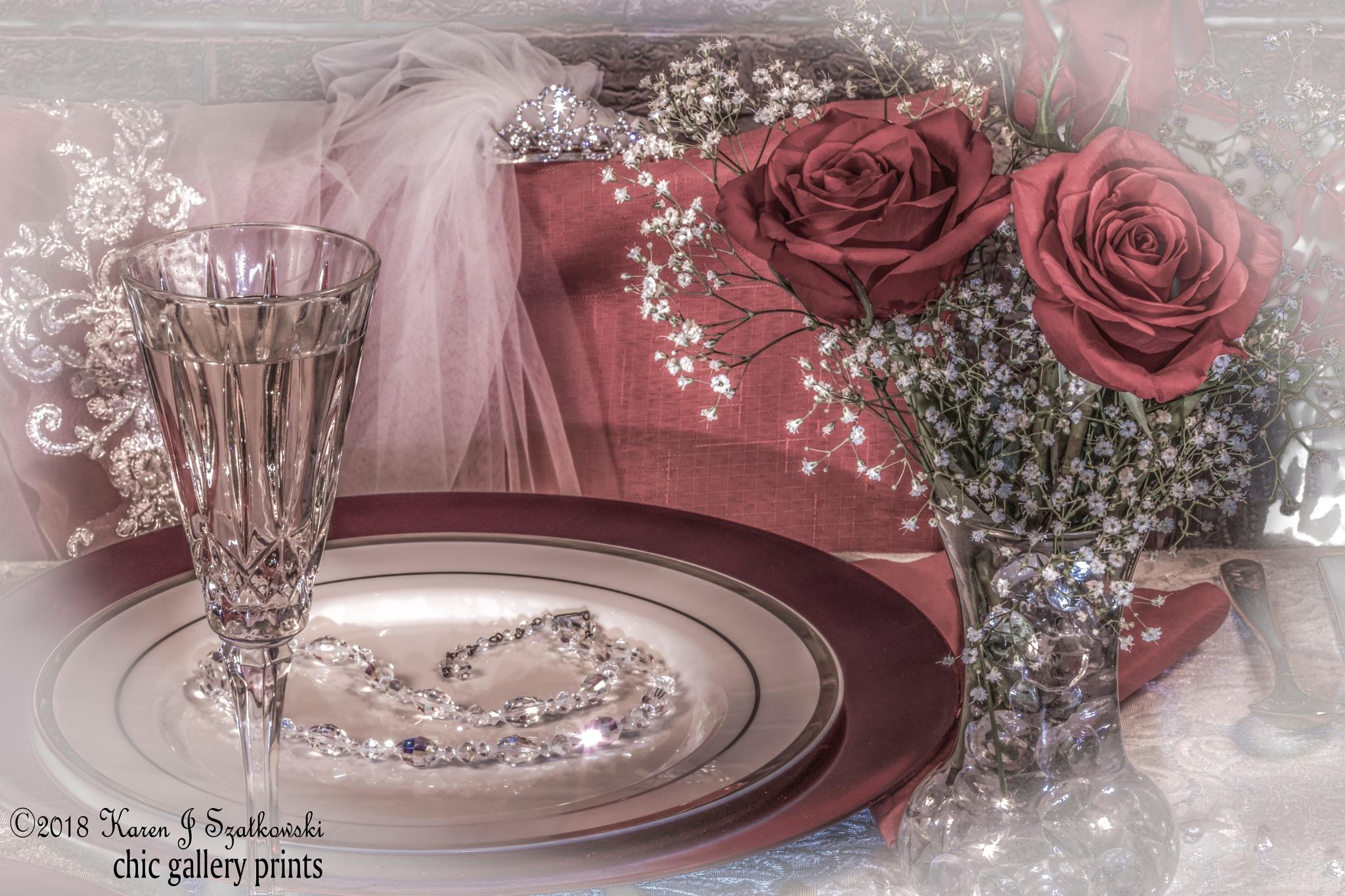 Wedding Shoot by Karen J. Garlock-Szatkowski