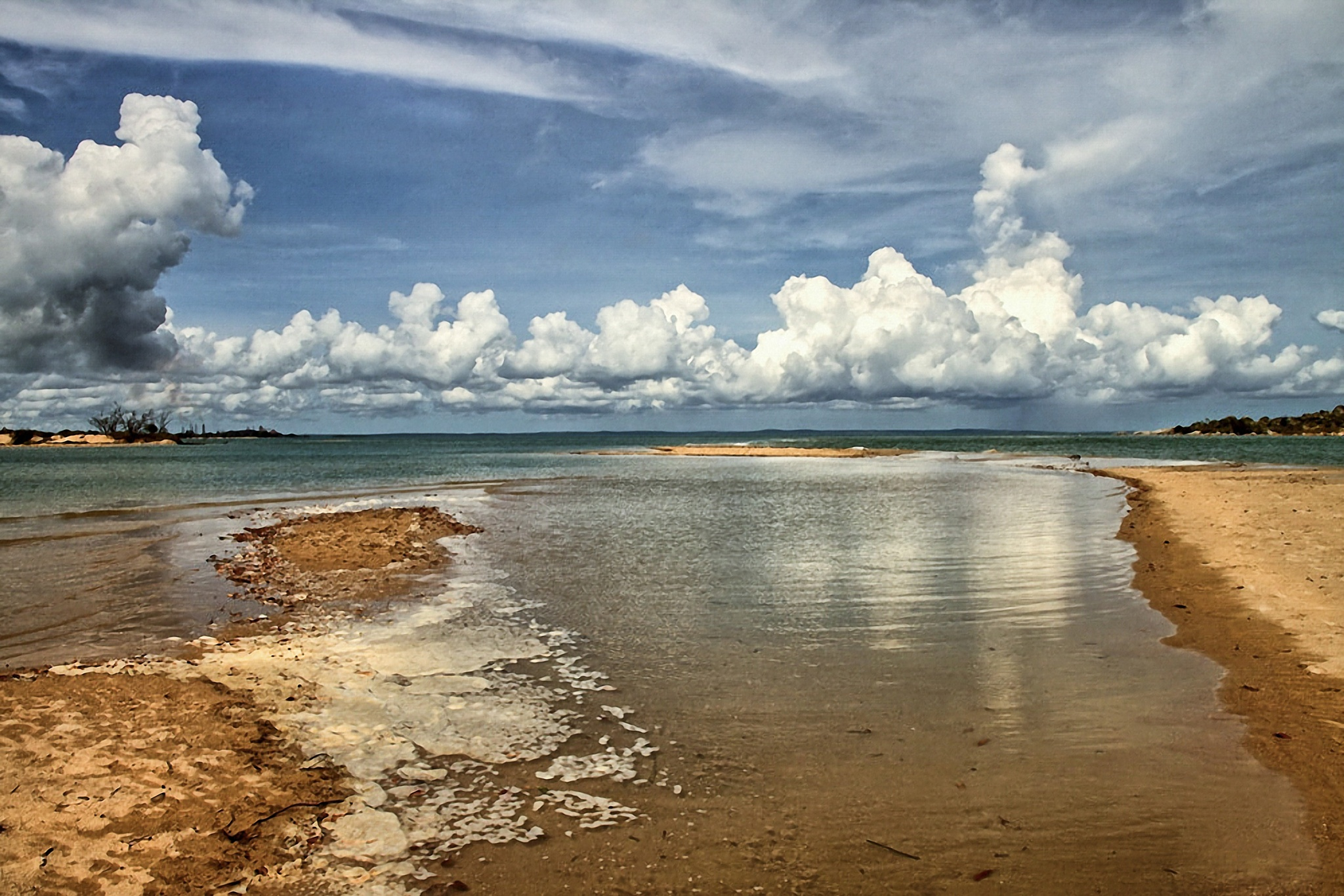 INCOMING TIDE  by EVA