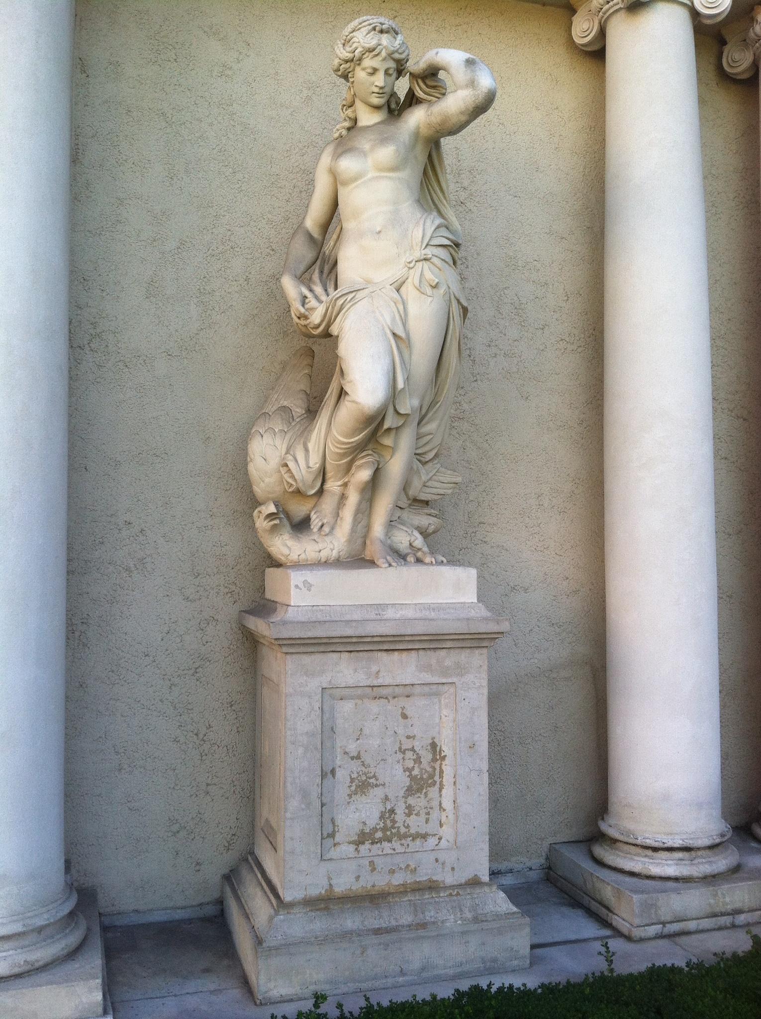 Statue Figure by Carlos Escamilla