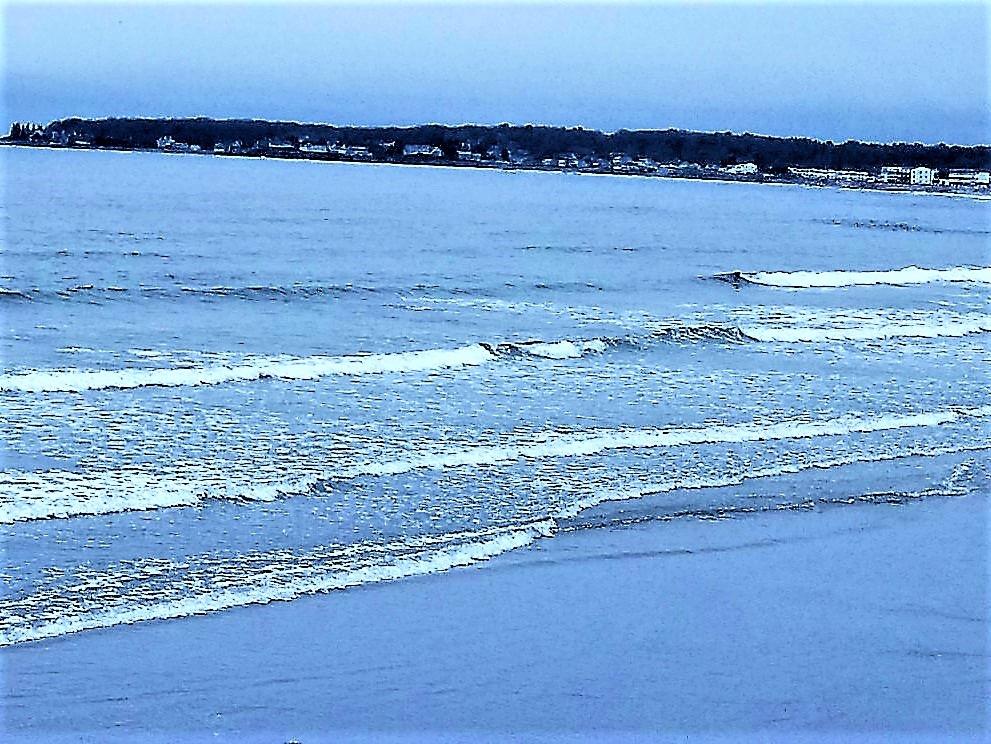 Long Sands Beach York Maine by dougmartin1963