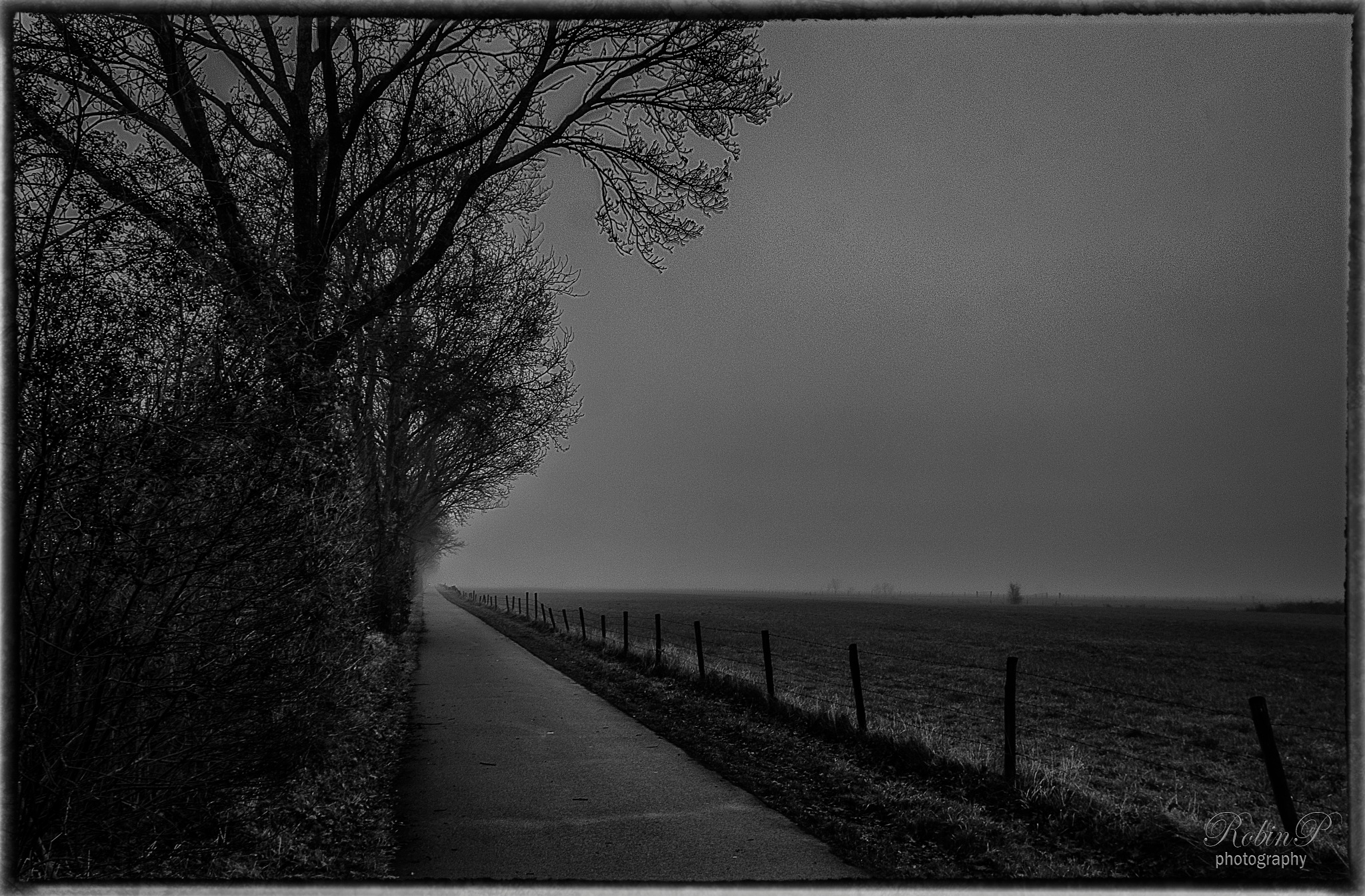 road to.... by Robin Pulles