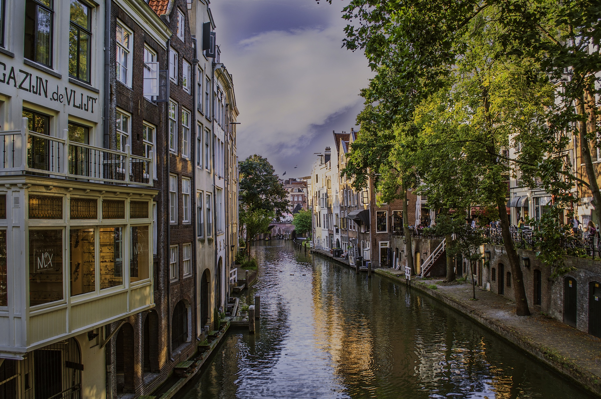 Welcome to Utrecht by Robin Pulles