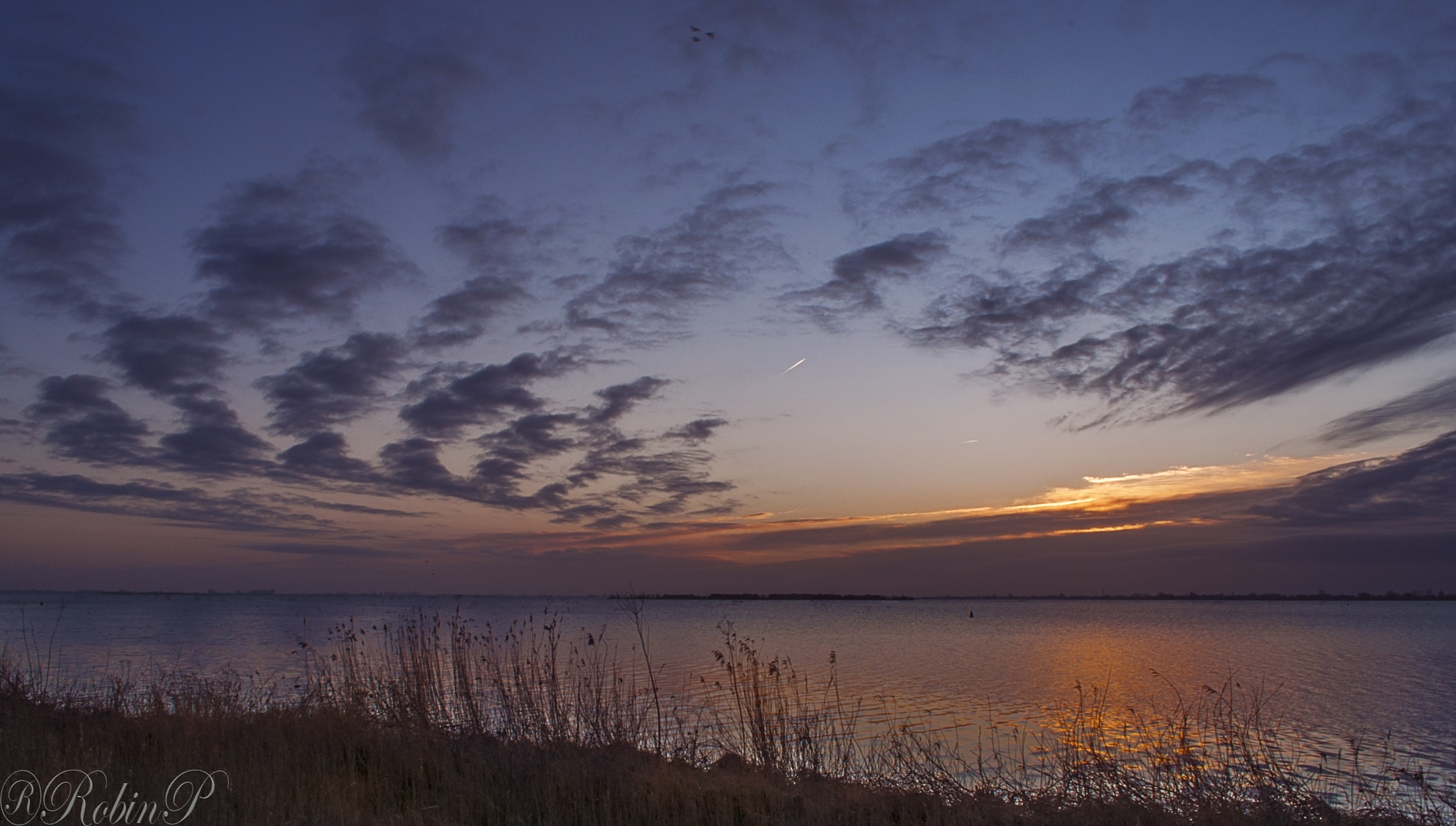 Tjeukemeer Holland by Robin Pulles