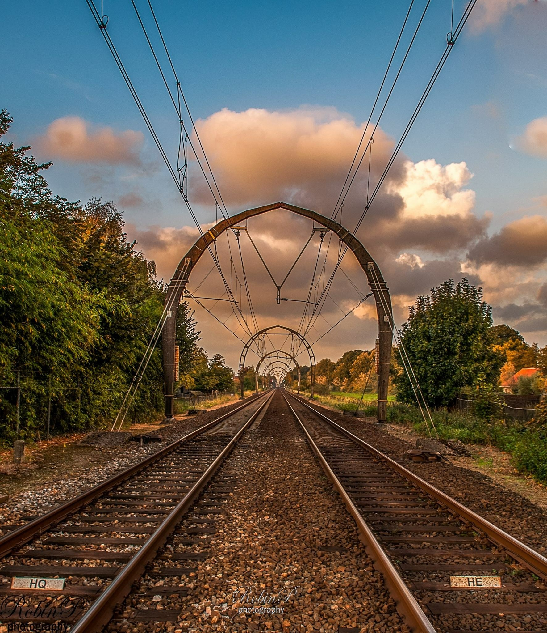 Rail away by Robin Pulles