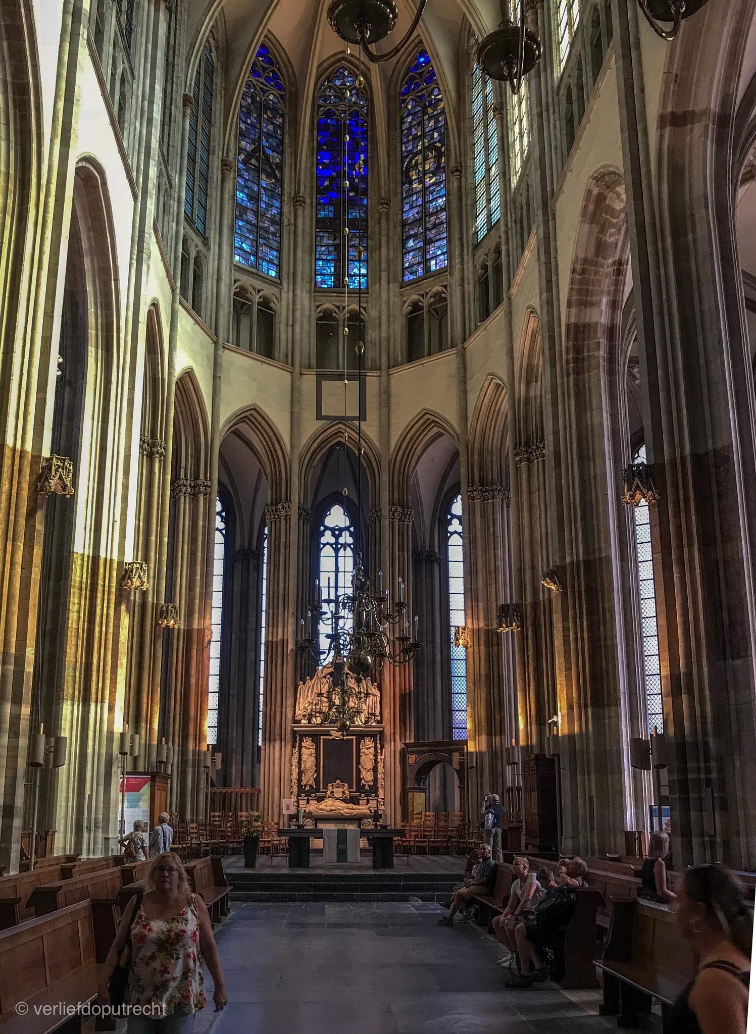 Domchurch, Utrecht,Holland by Robin Pulles