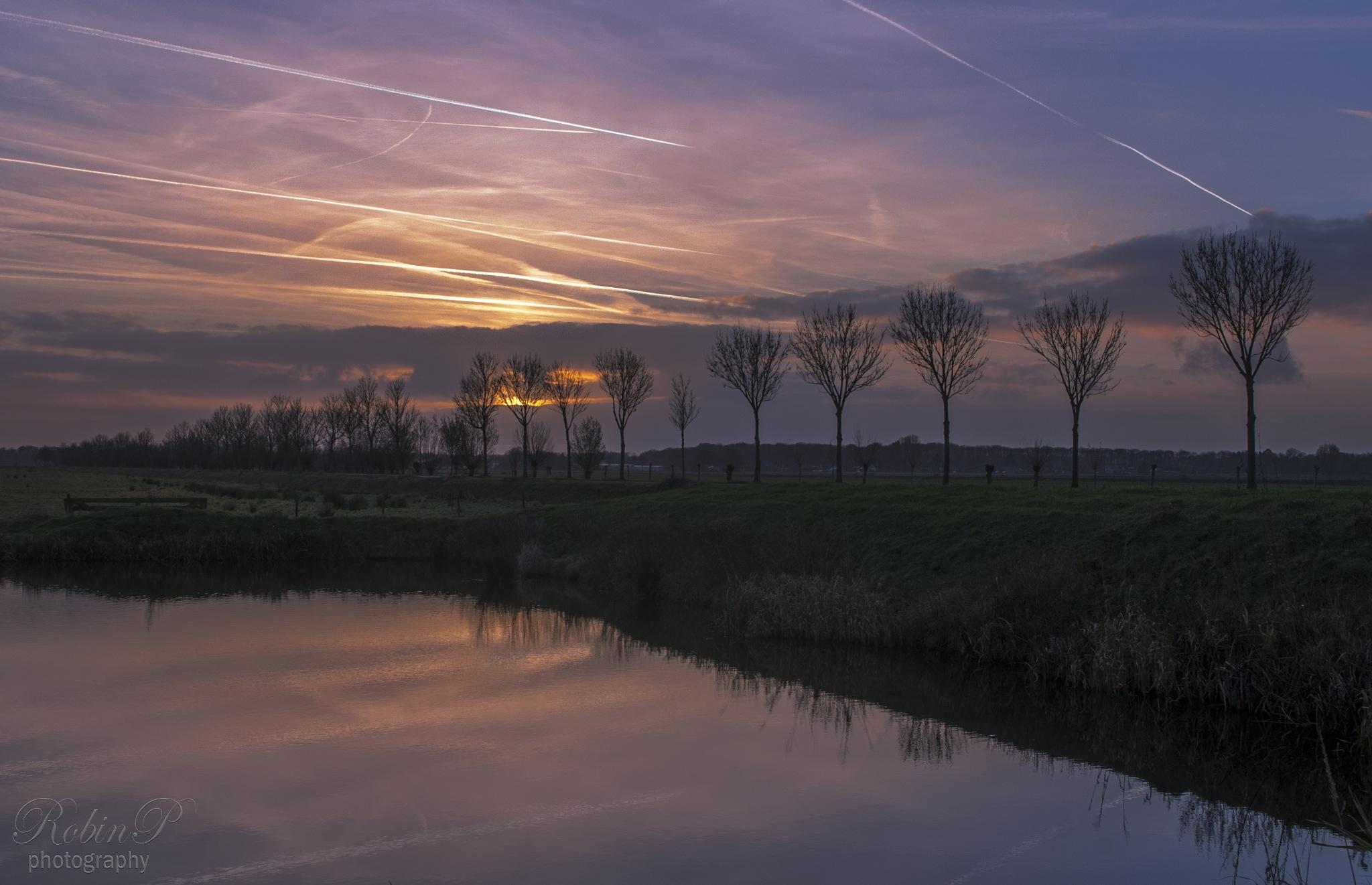 Hills of Westbroek by Robin Pulles