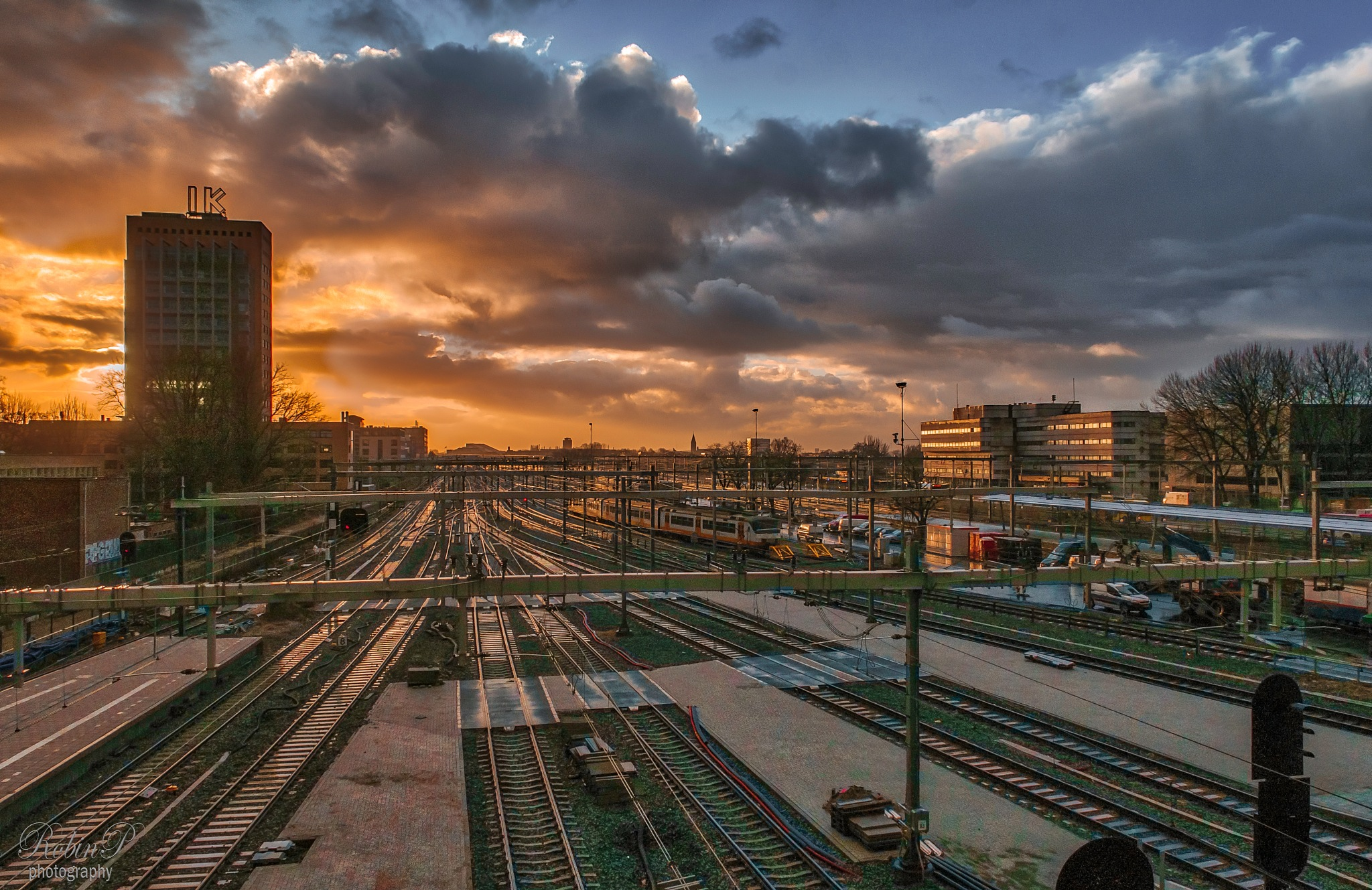 trainstation, Utrecht. by Robin Pulles
