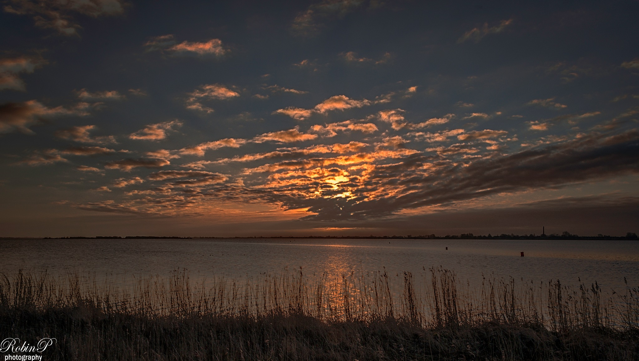 A beautiful lake in Holland by Robin Pulles