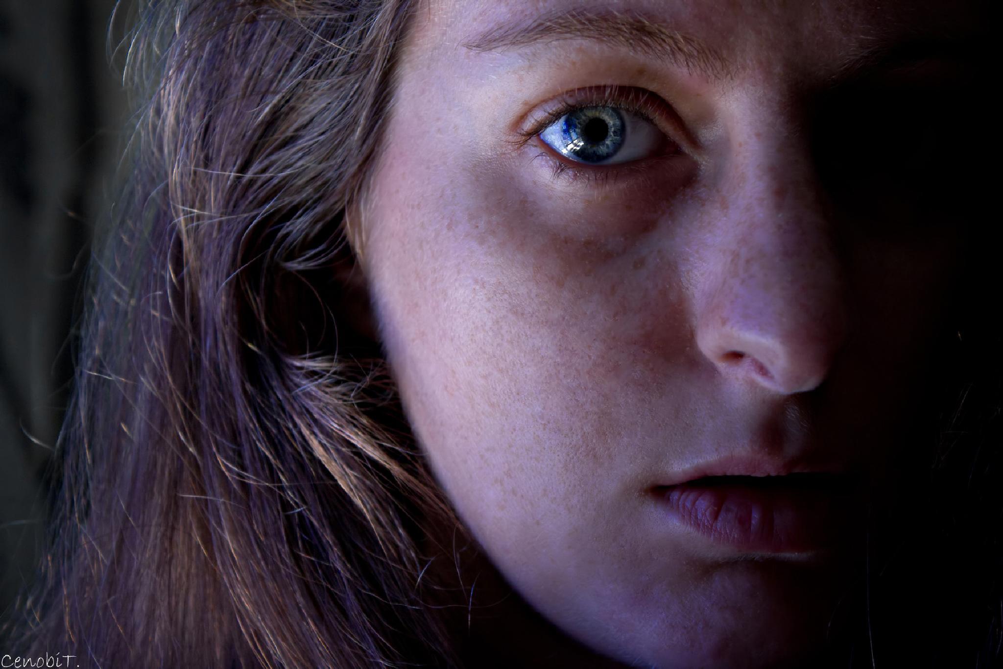 Season of Freckles by Tina Zdilar