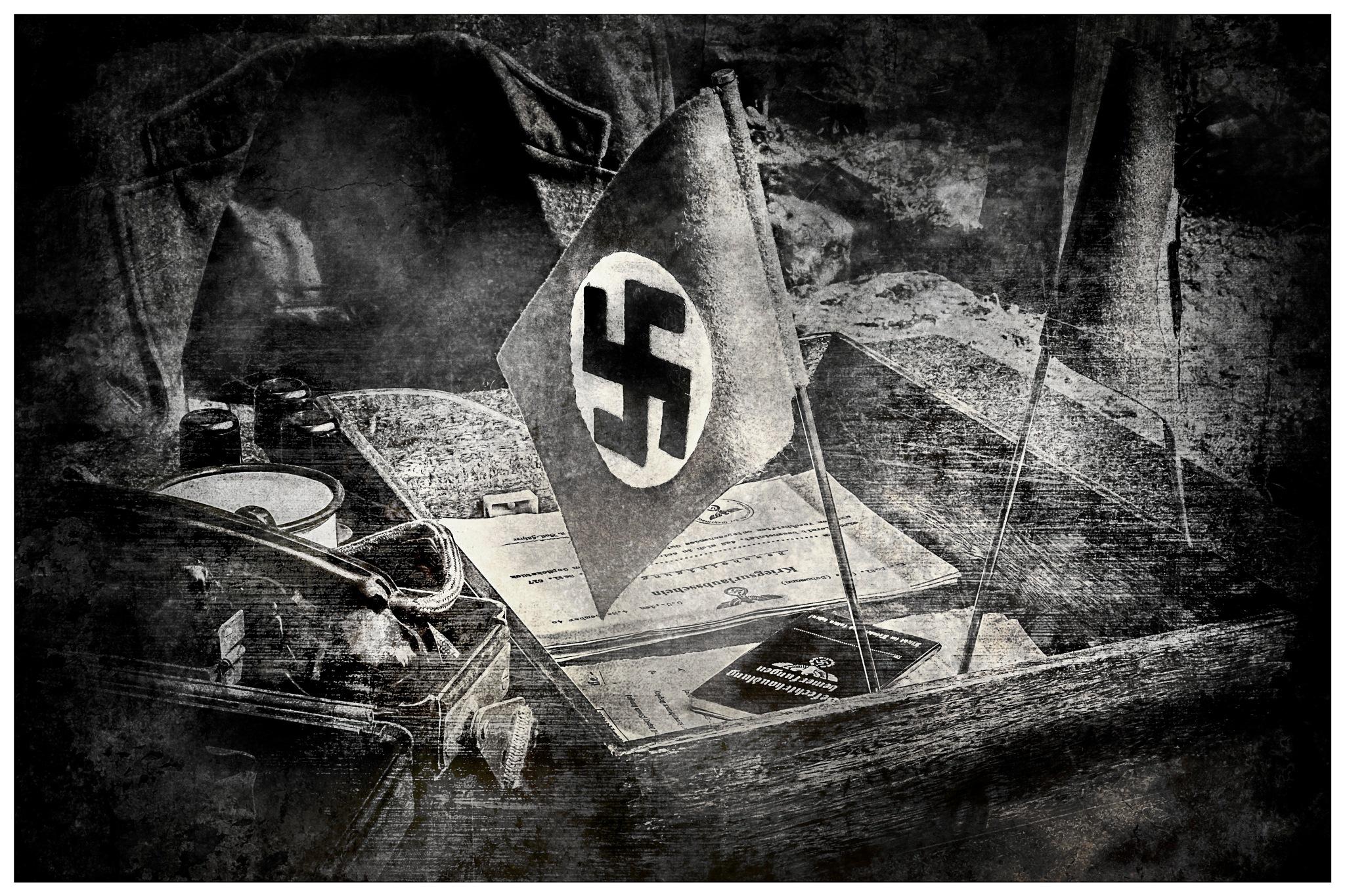 The War Years by davehicklin