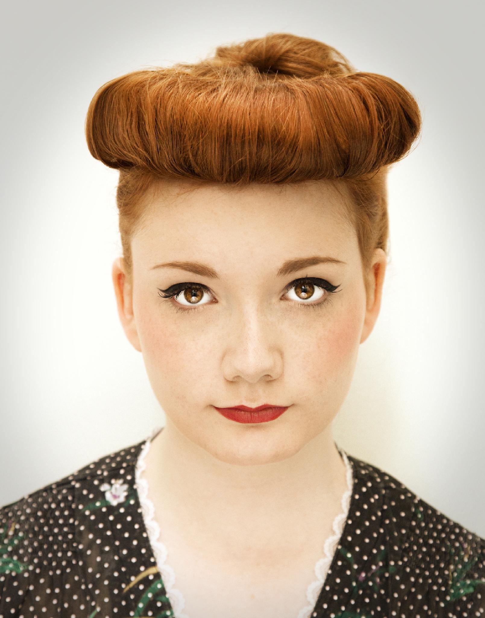 VINTAGE HAIR by AlisonWallisPhotography