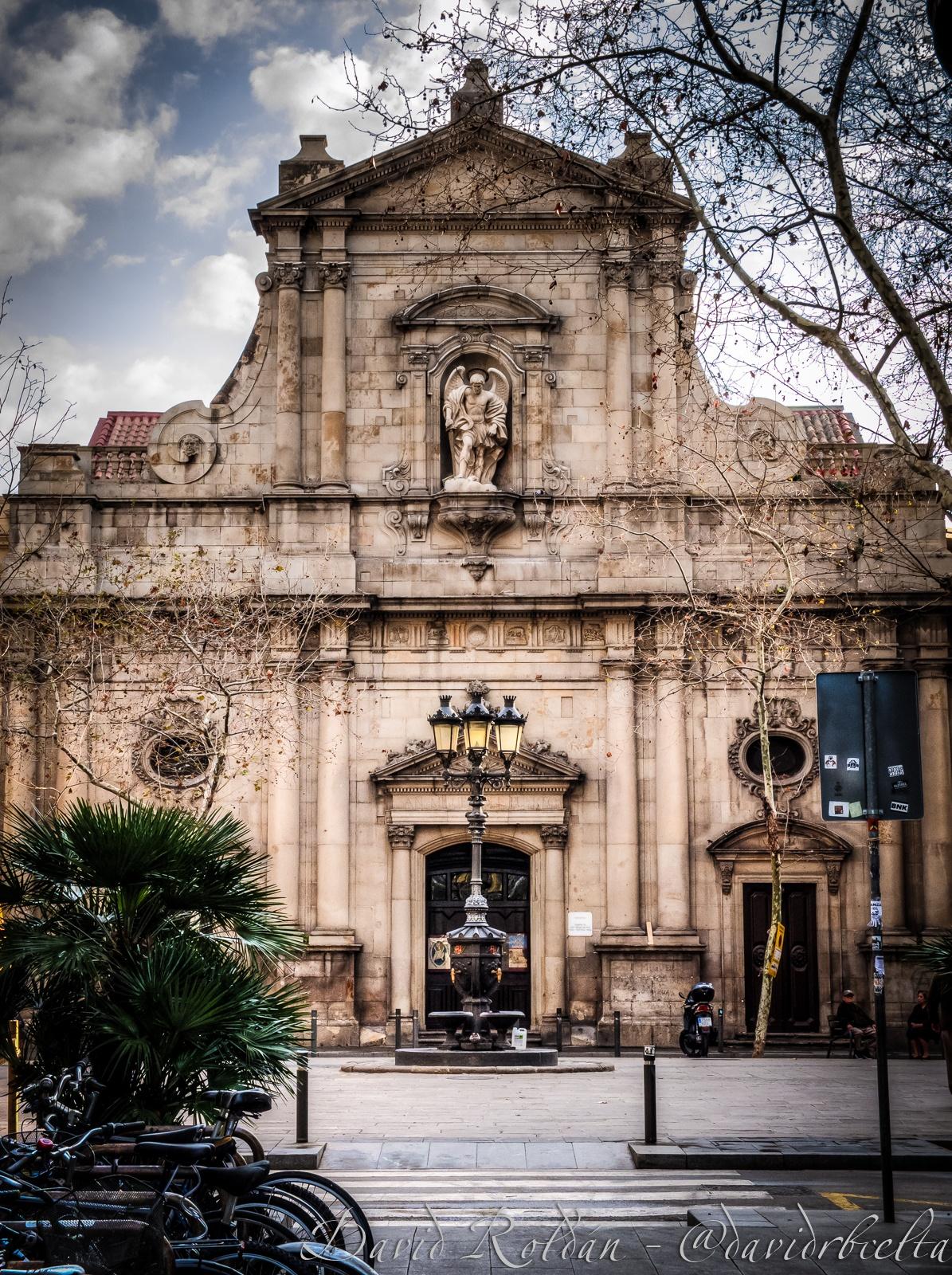 barri de la Barceloneta by David Roldán