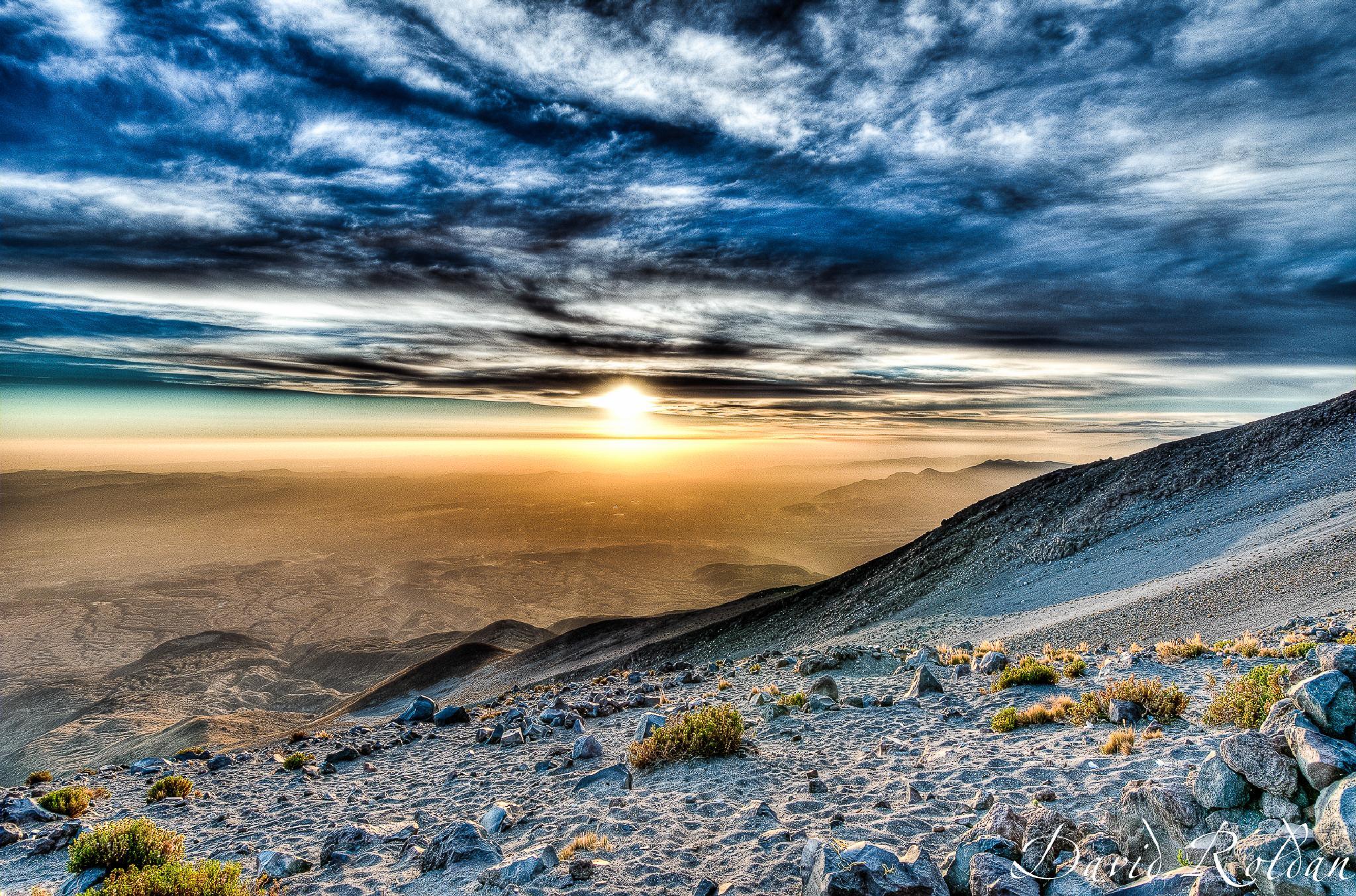 Rincones del Perú #443 Volcán Misti by David Roldán