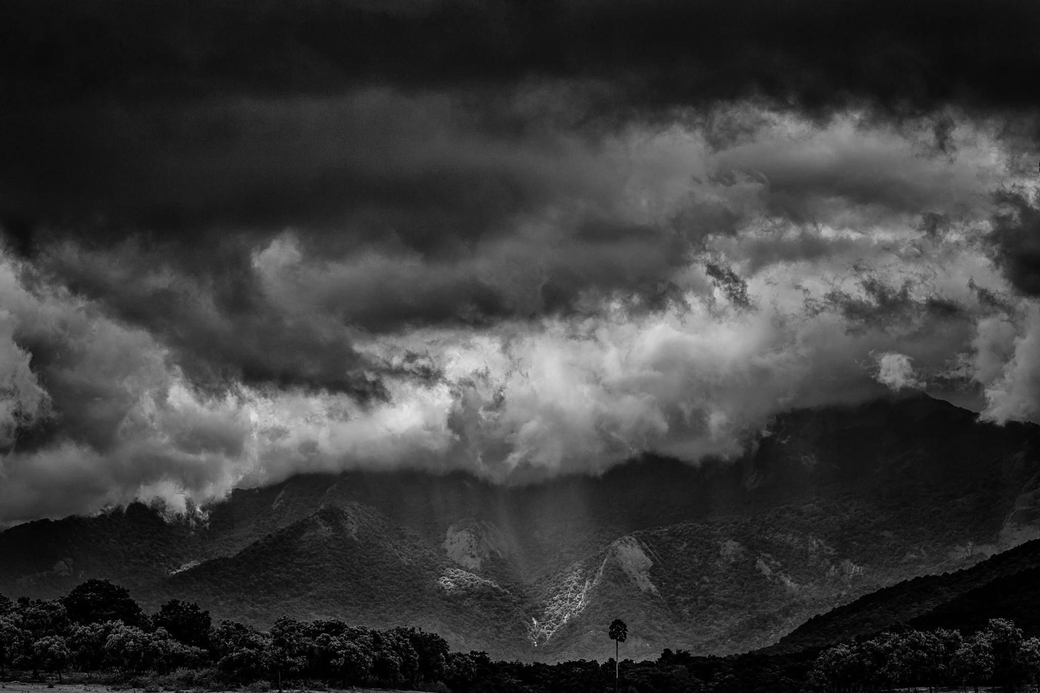 The Beautiful Storm by ravikumarjambunathan