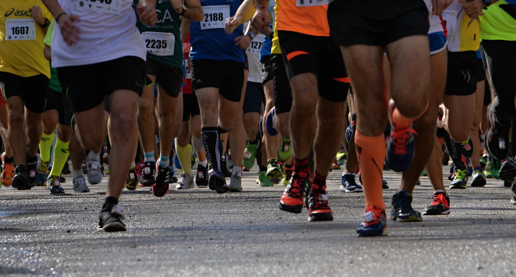 the race by Jorge Cascalho