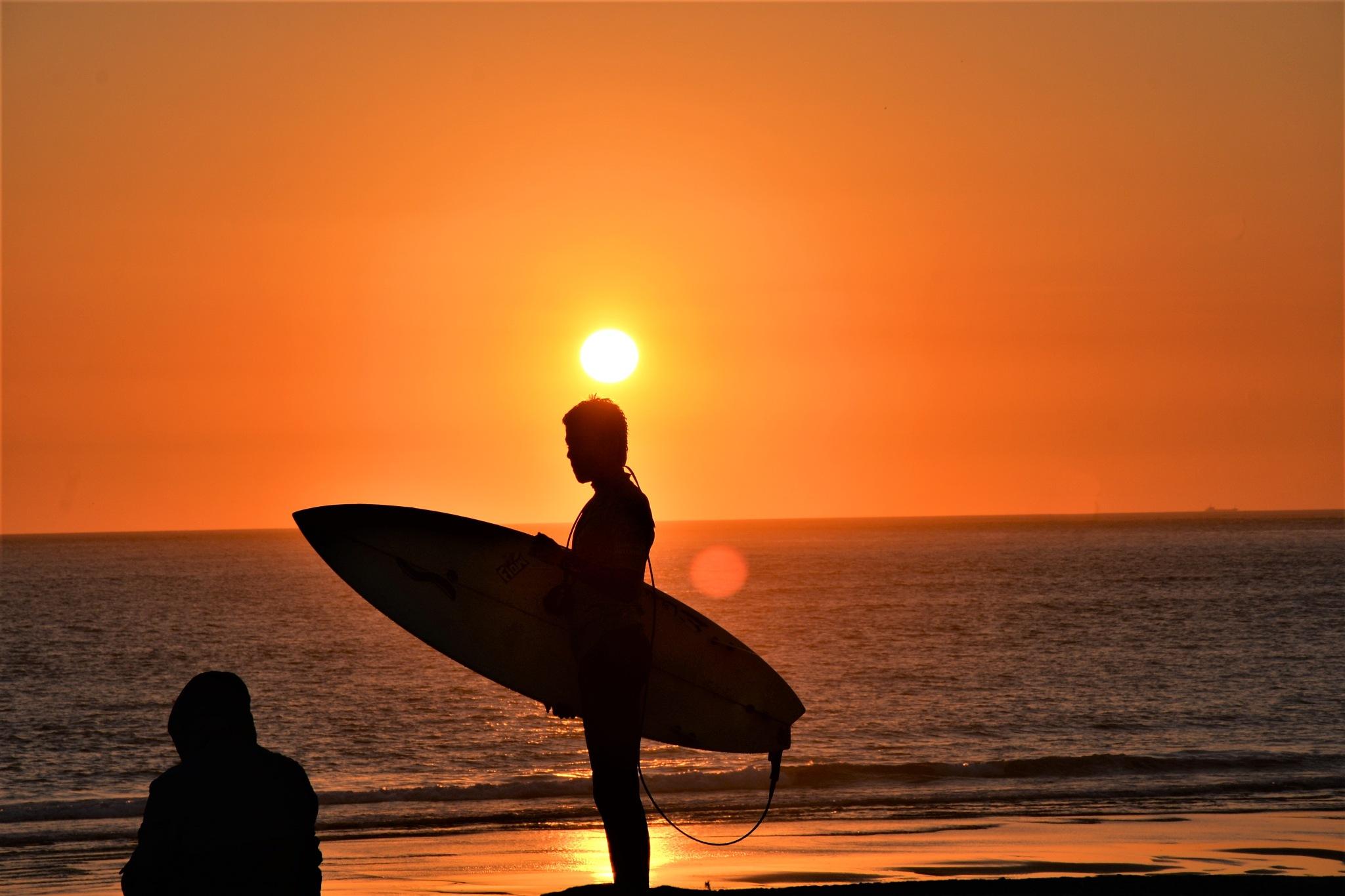 sunset by Jorge Cascalho