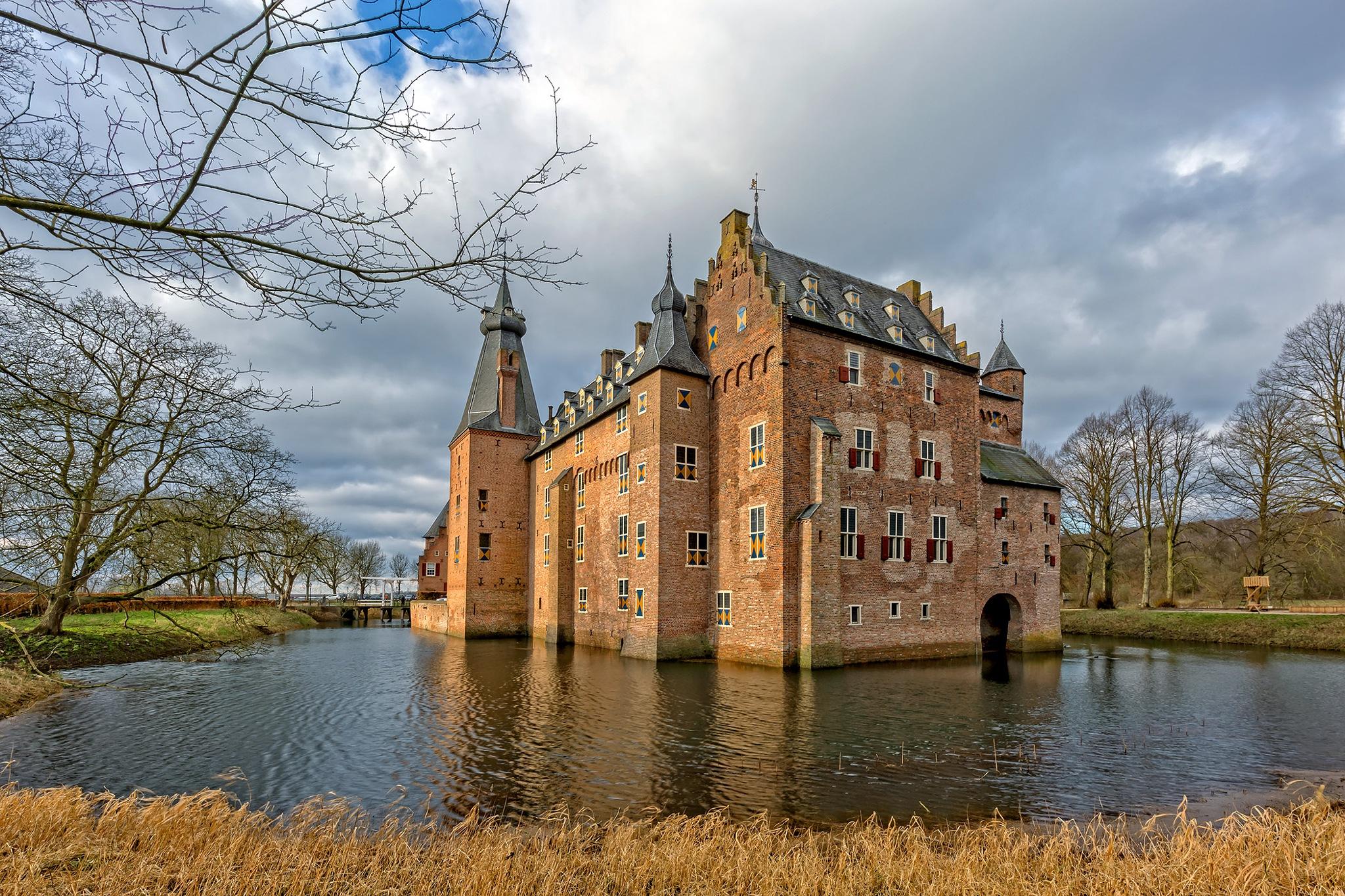 Doorwerth castle by hollandfotograaf