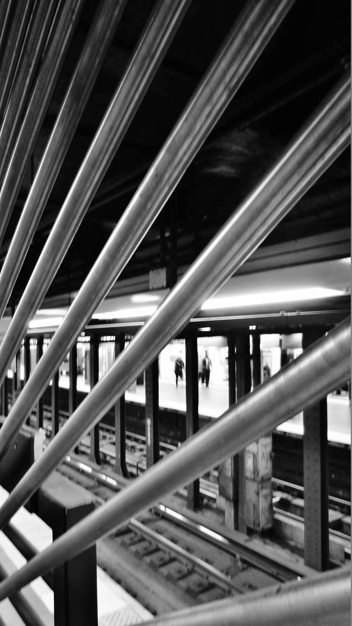 Transiting Lines by cgsahar