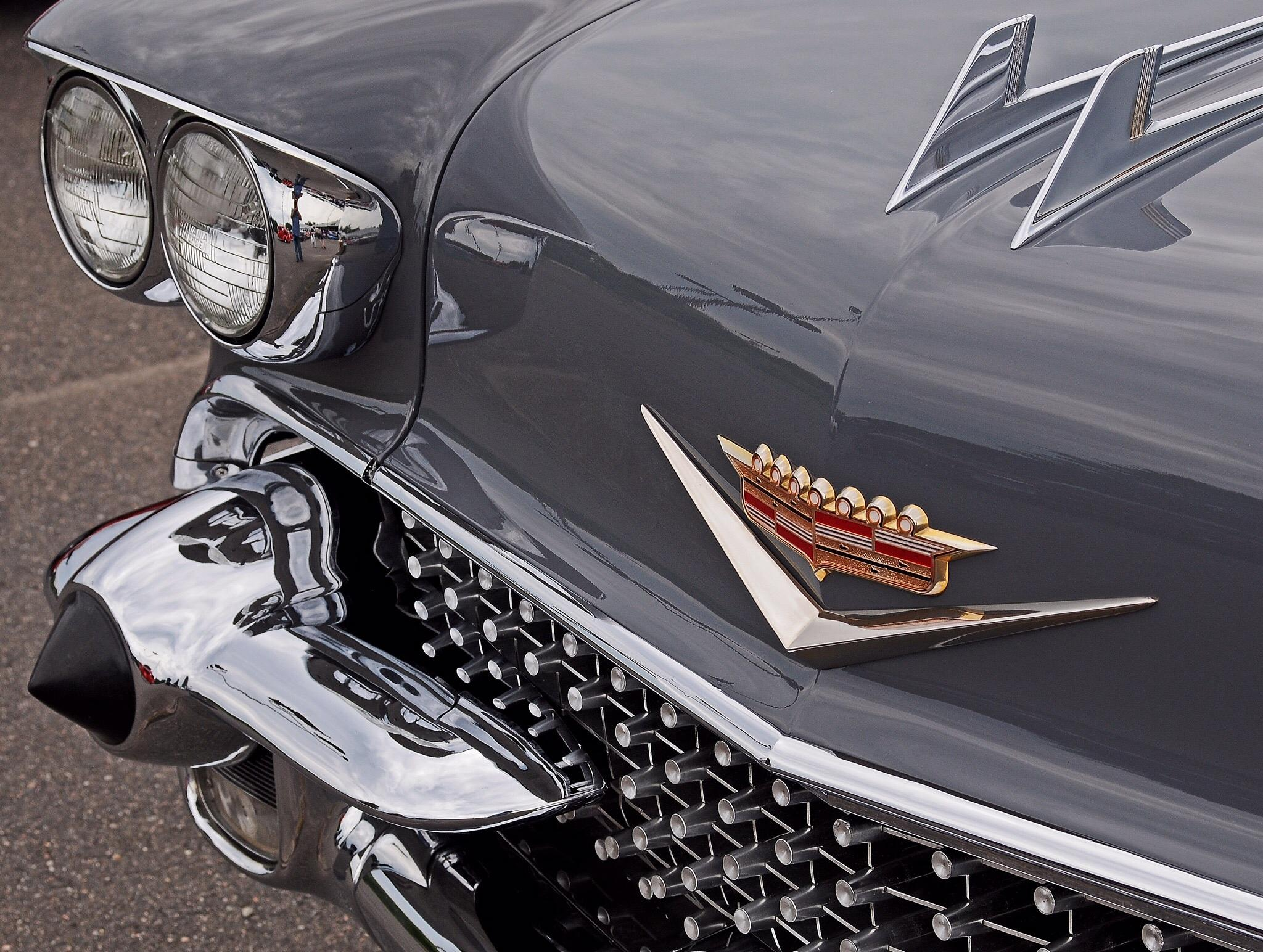 Car Pets: '59 Cadillac. by gswaterman