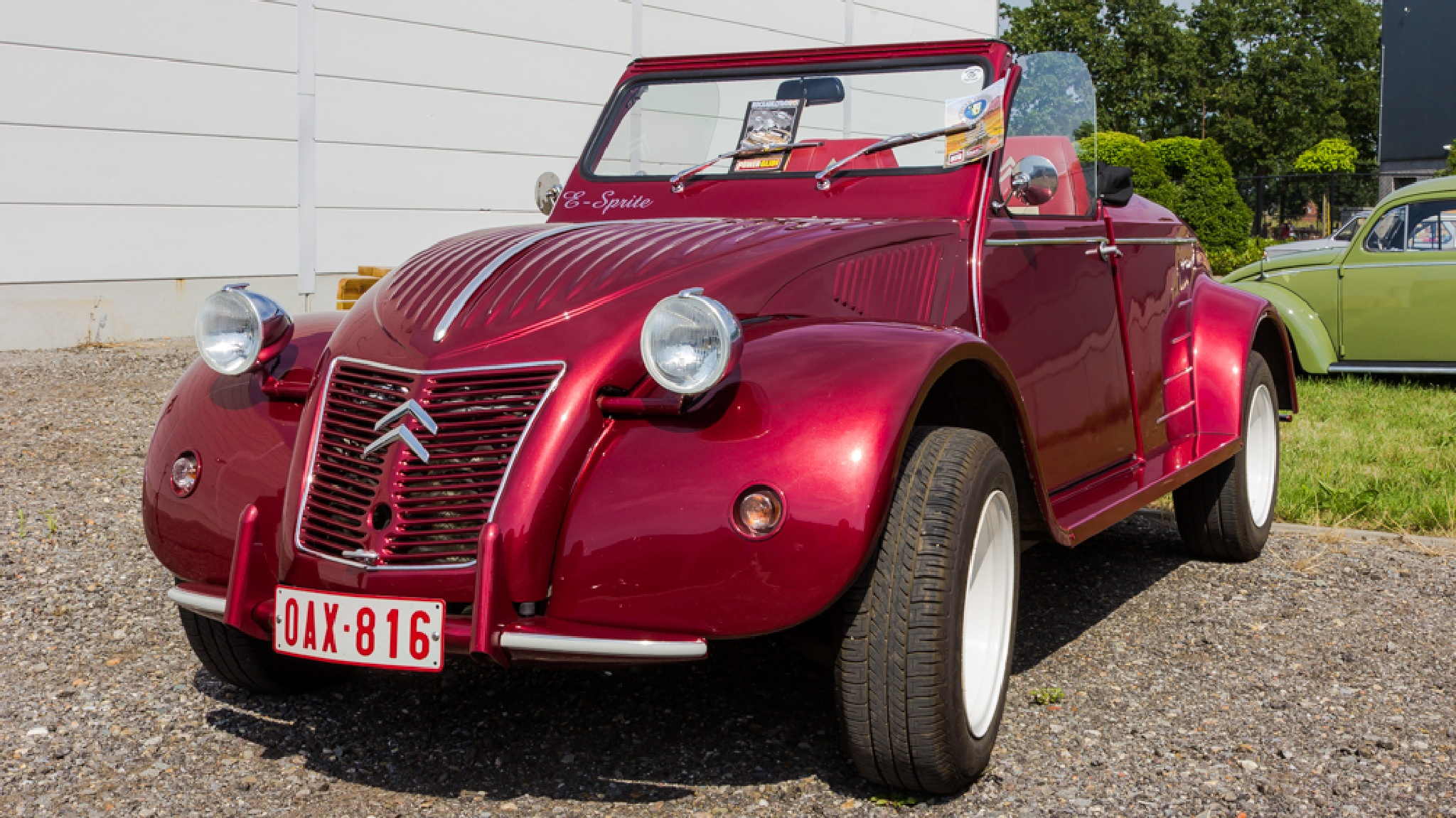 Citroen 2pk by Ronny Andries