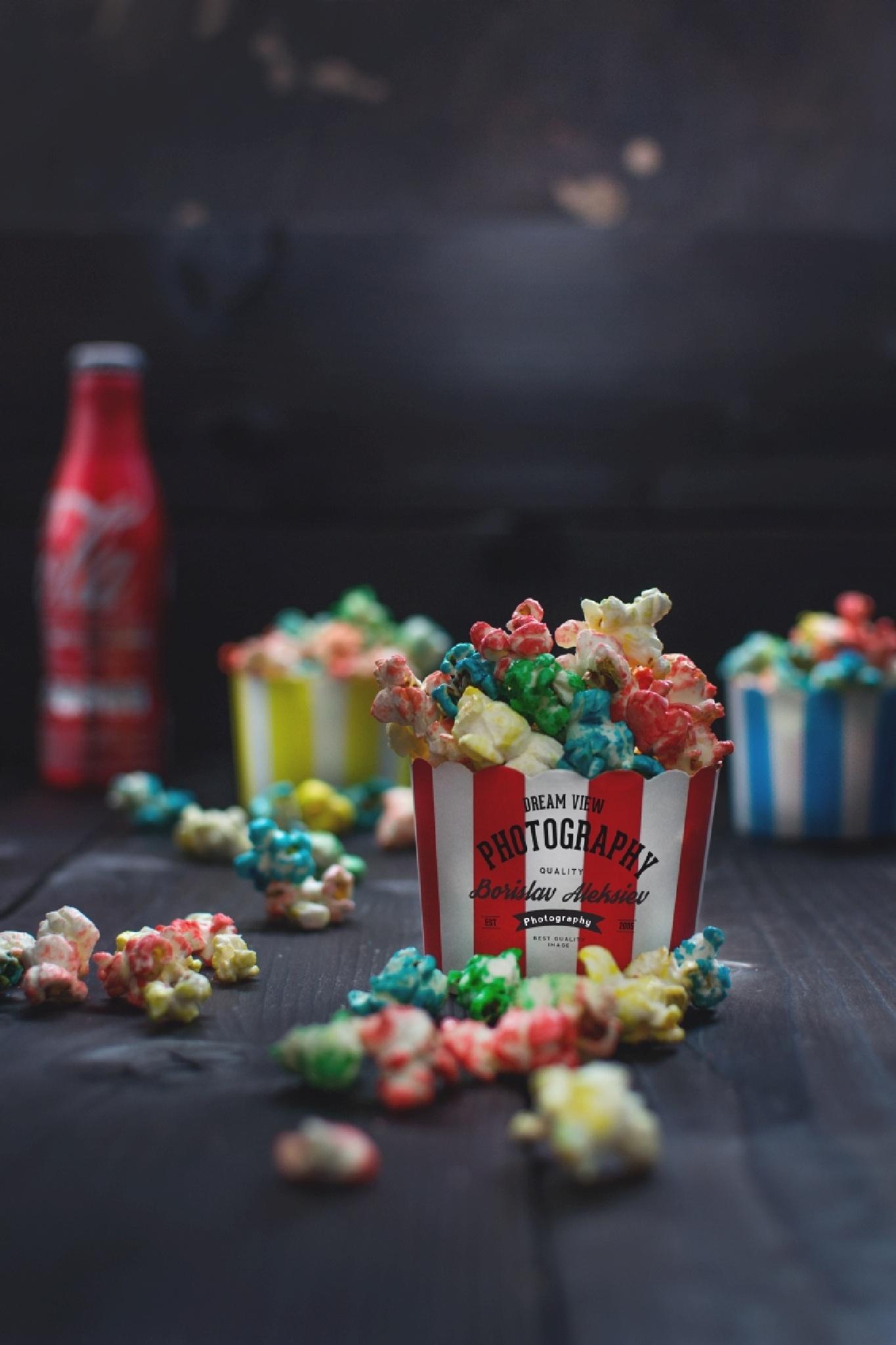 Popcorn time by Borislav Aleksiev