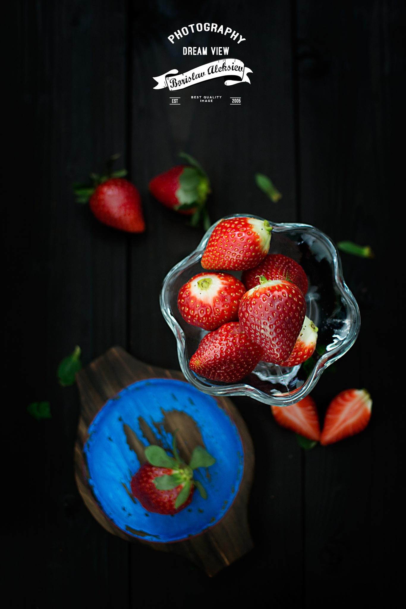 StrawBerry by Borislav Aleksiev