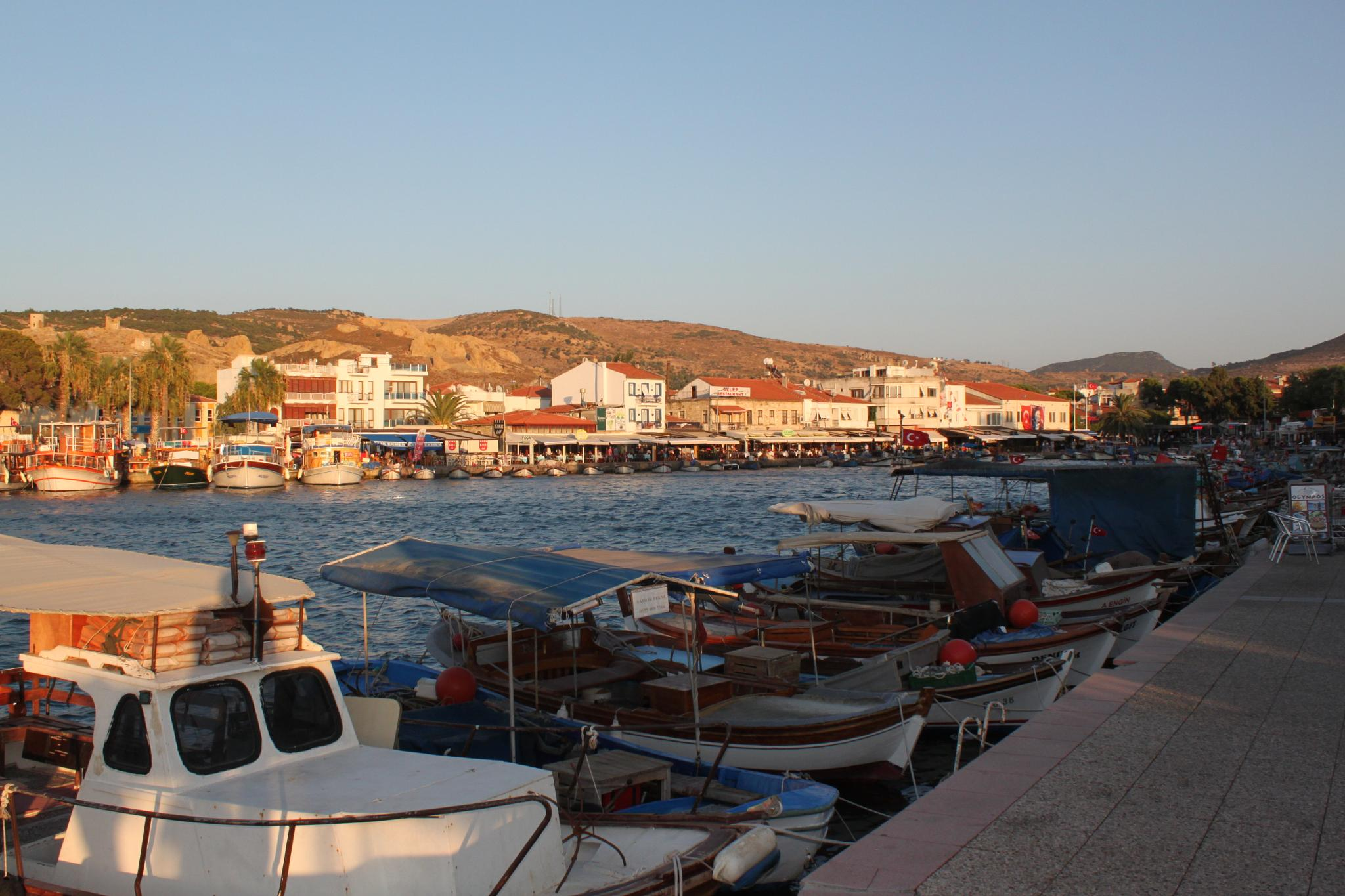 together in peace and foça by YAKUP ŞAHİN