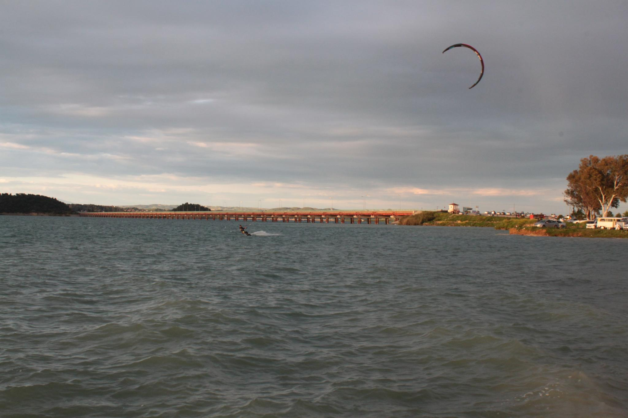 Seyhan Dam Lake by YAKUP ŞAHİN