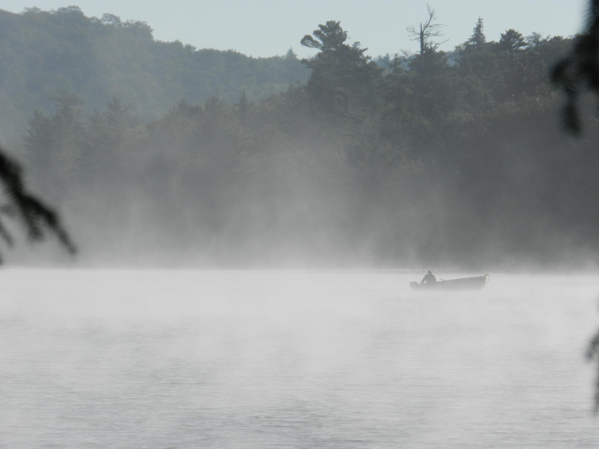 7th Lake by Rachel Maher