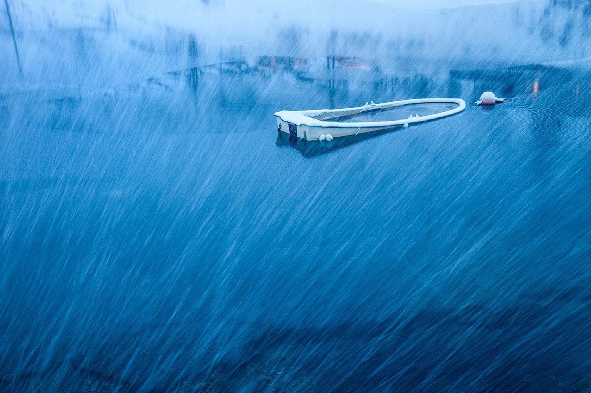 Winter by Vadim Balakin