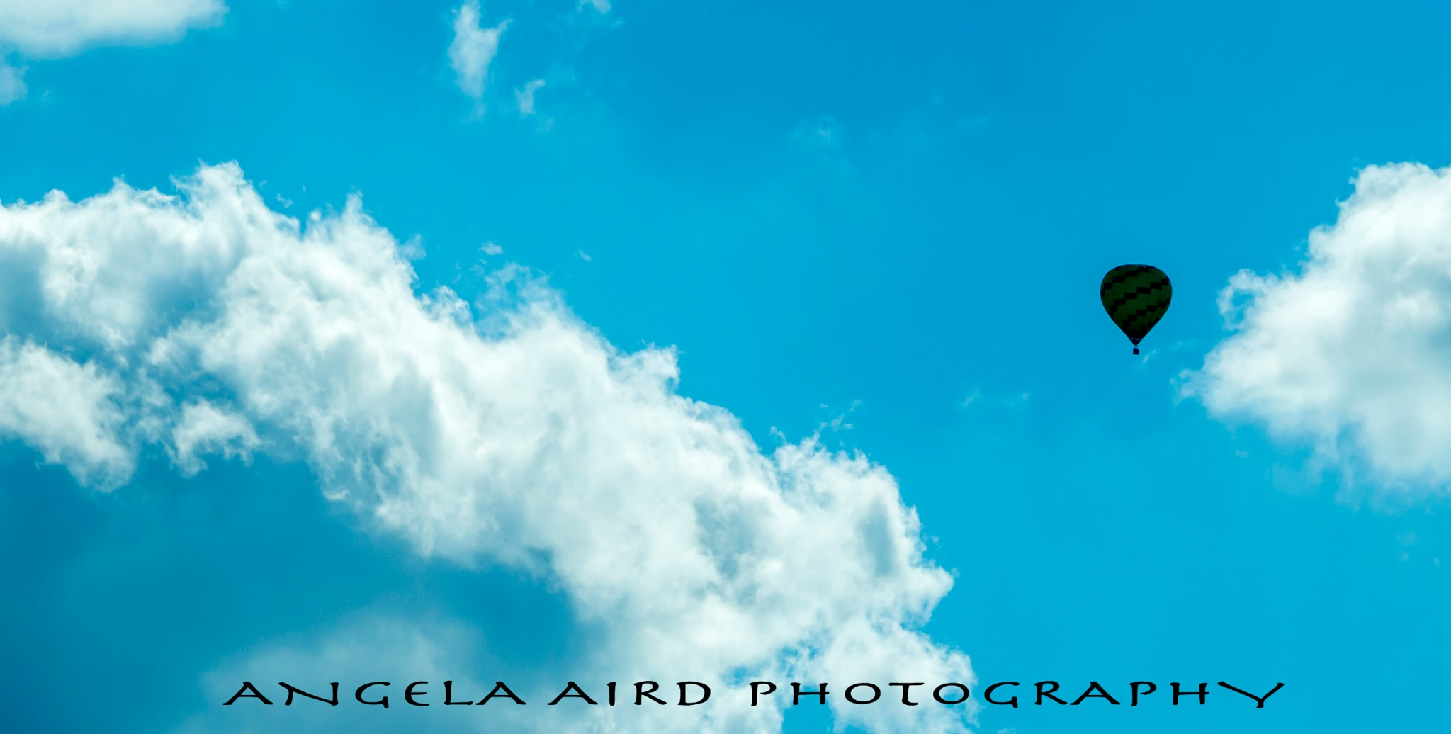 Above. by Angie Aird