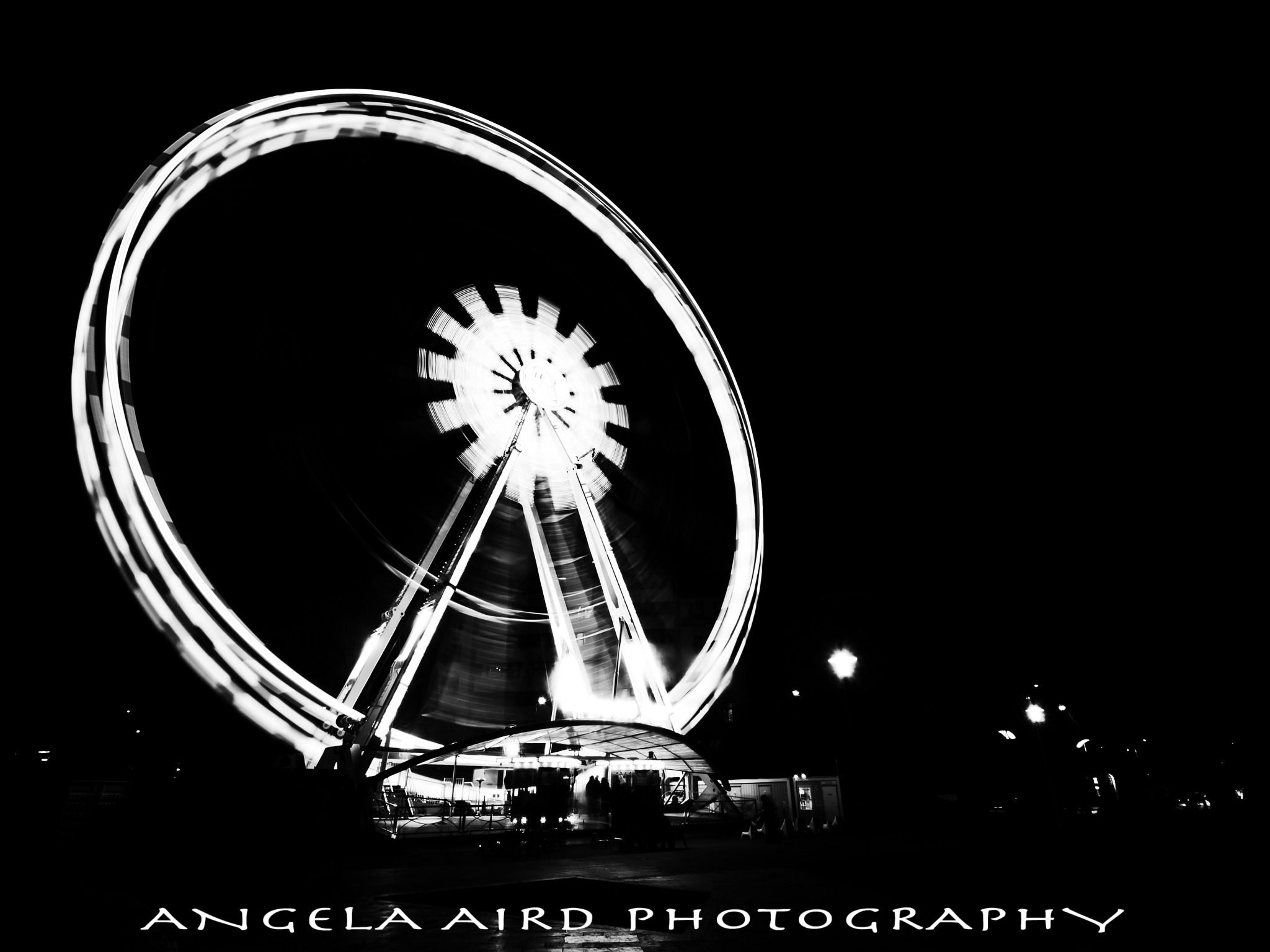 Spinning the Wheel. by Angie Aird