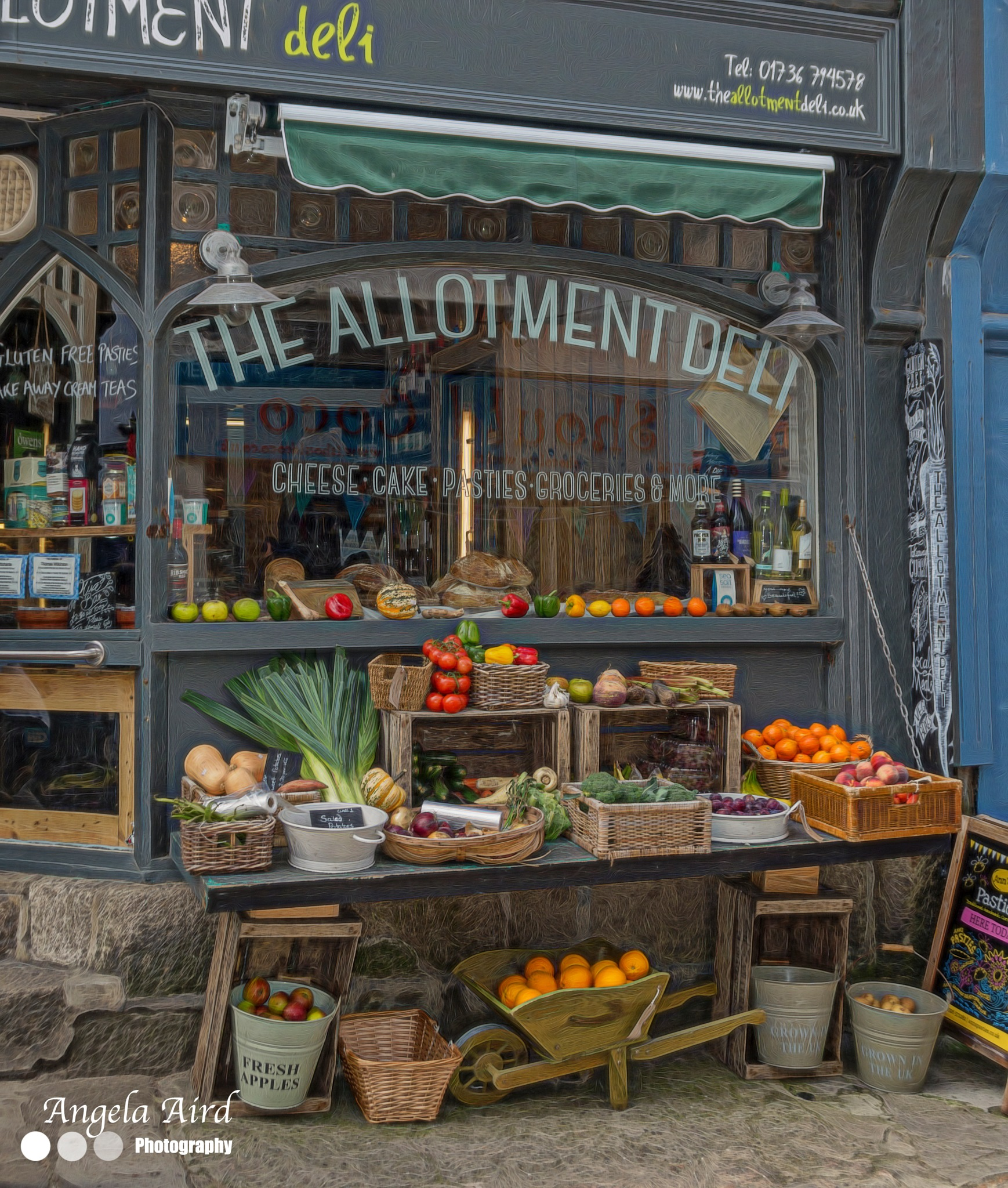 The Deli. by Angie Aird