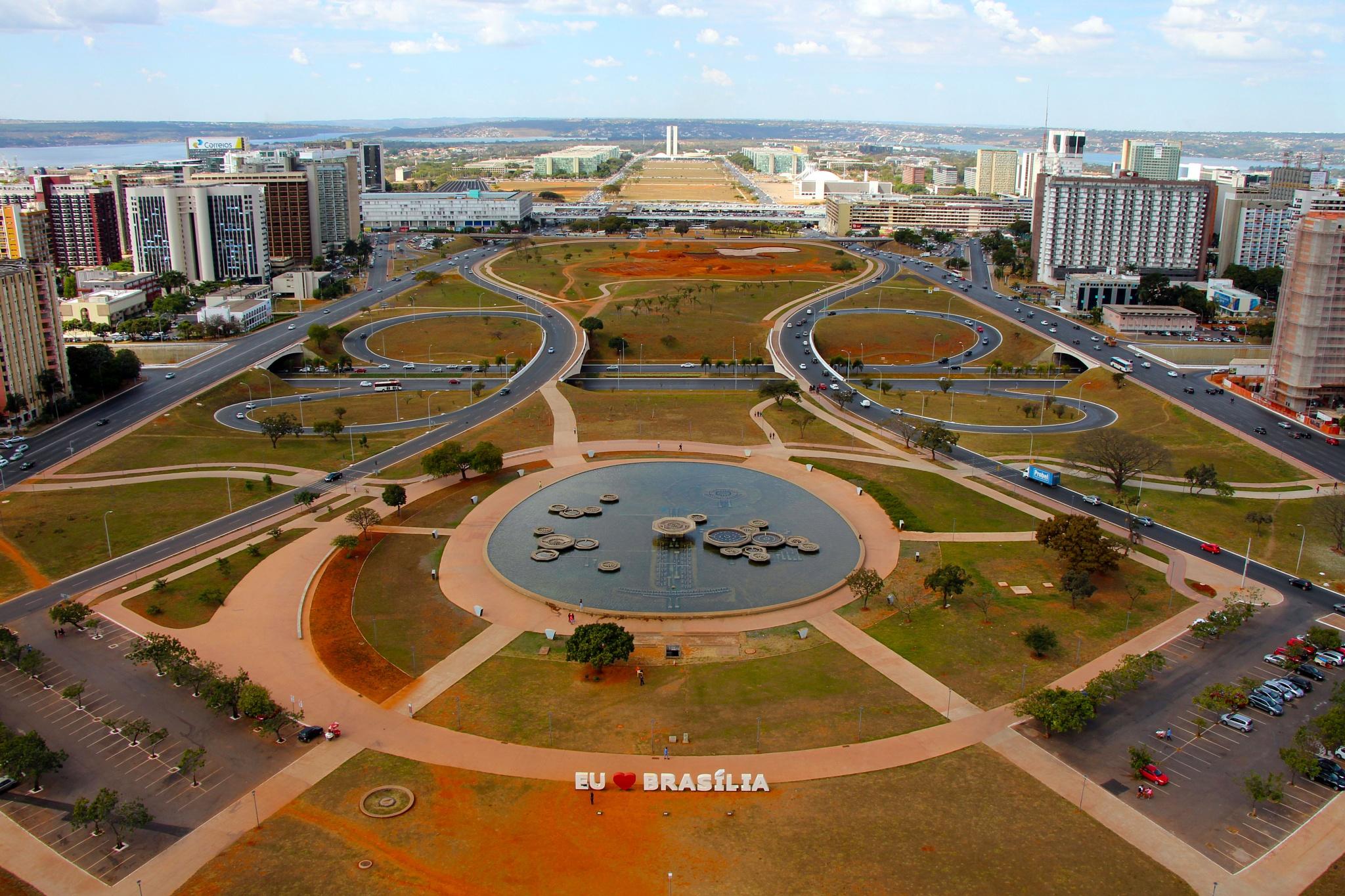 Eu Amo Brasília by BrandHaus
