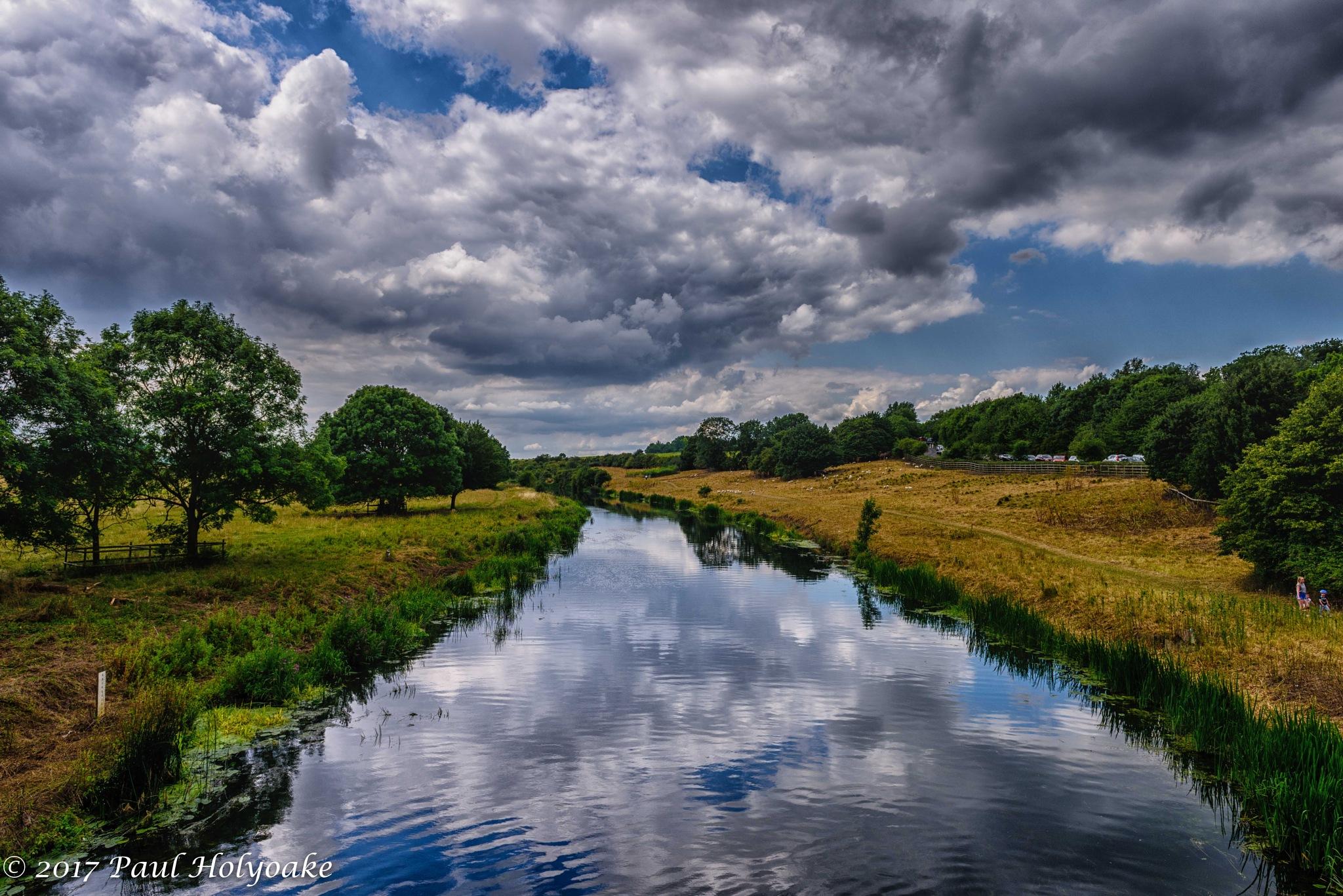 River Nene (Cambridgeshire) by Photon