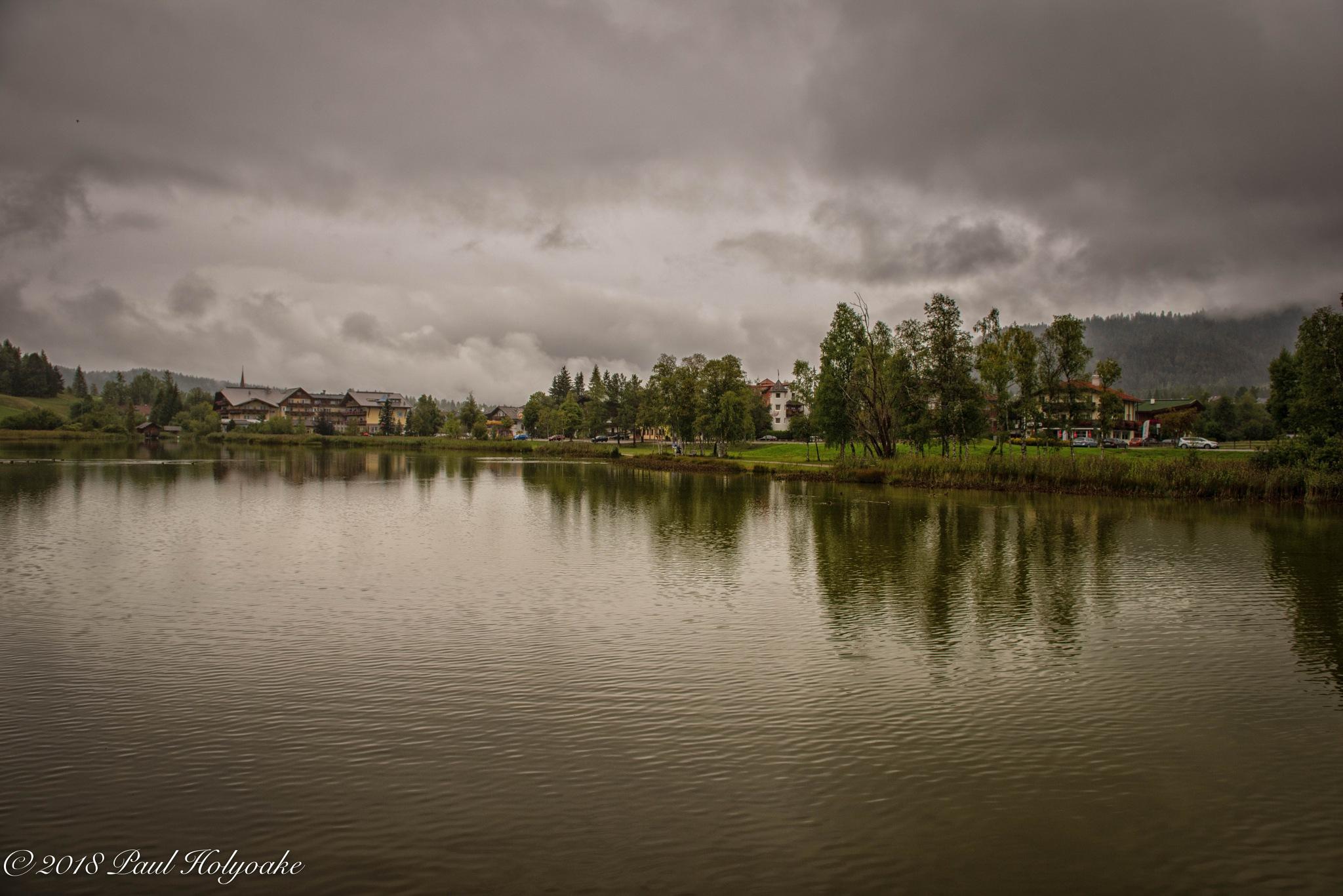 Grey Sky by Photon