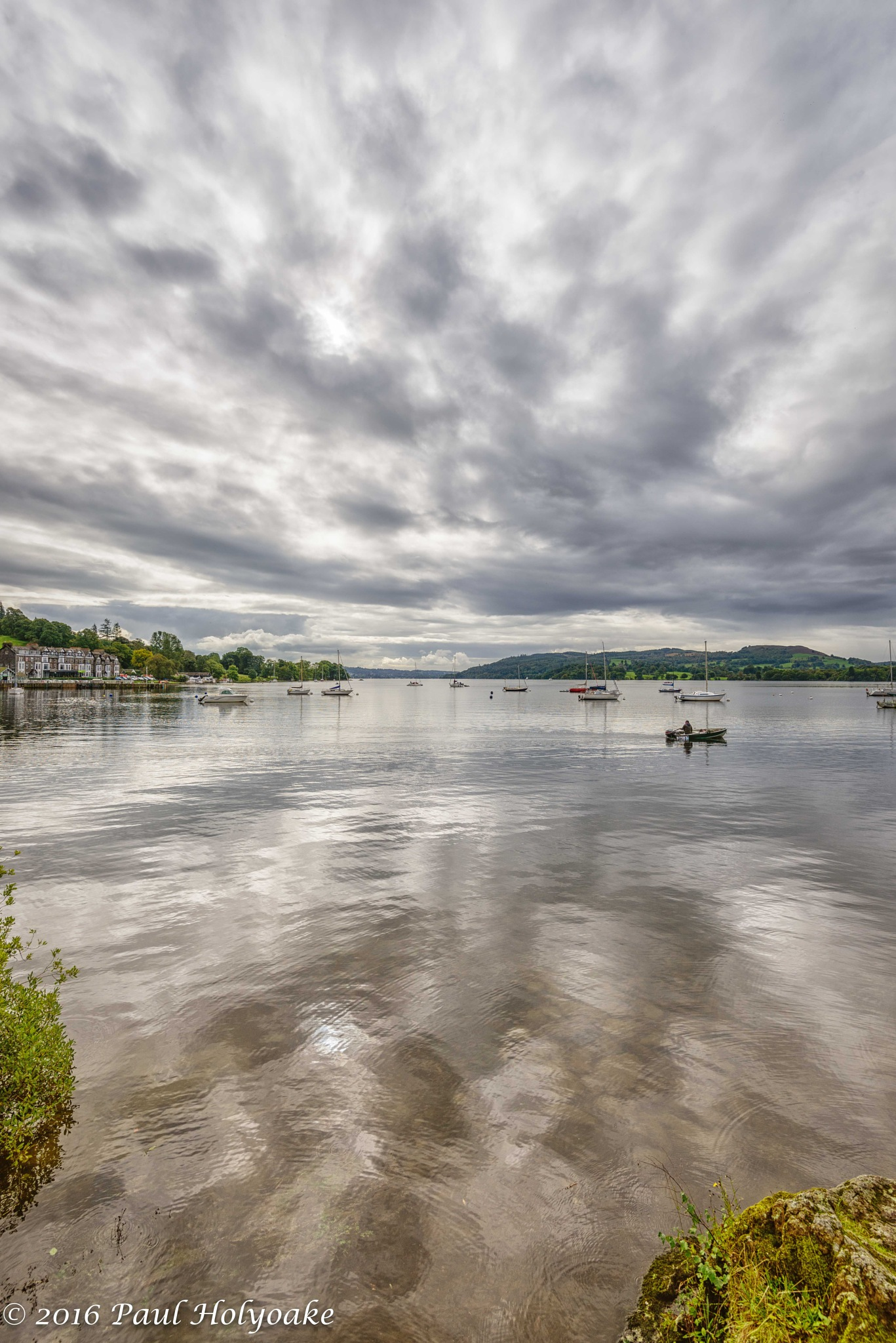 Cloudy Windermere by Photon