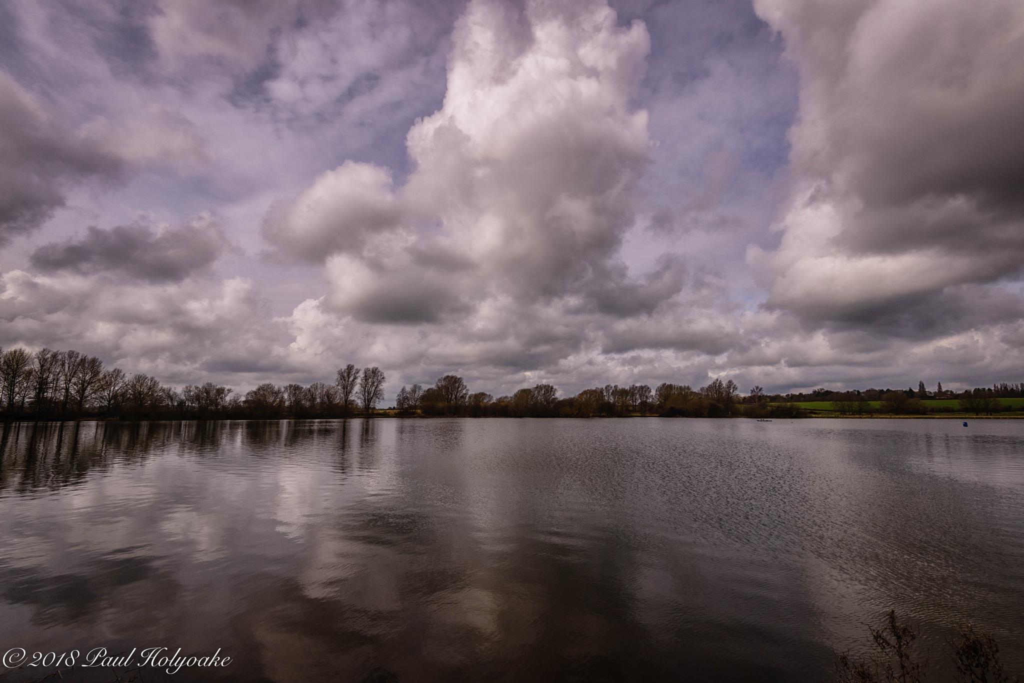 FM Cloudscape by Photon