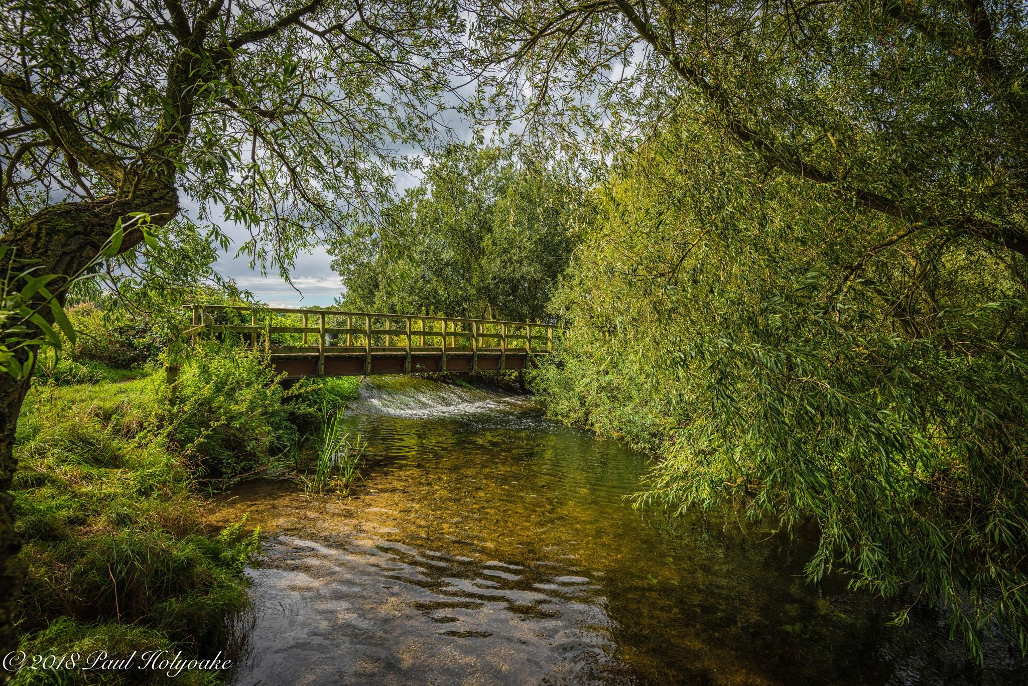 Weir by Photon